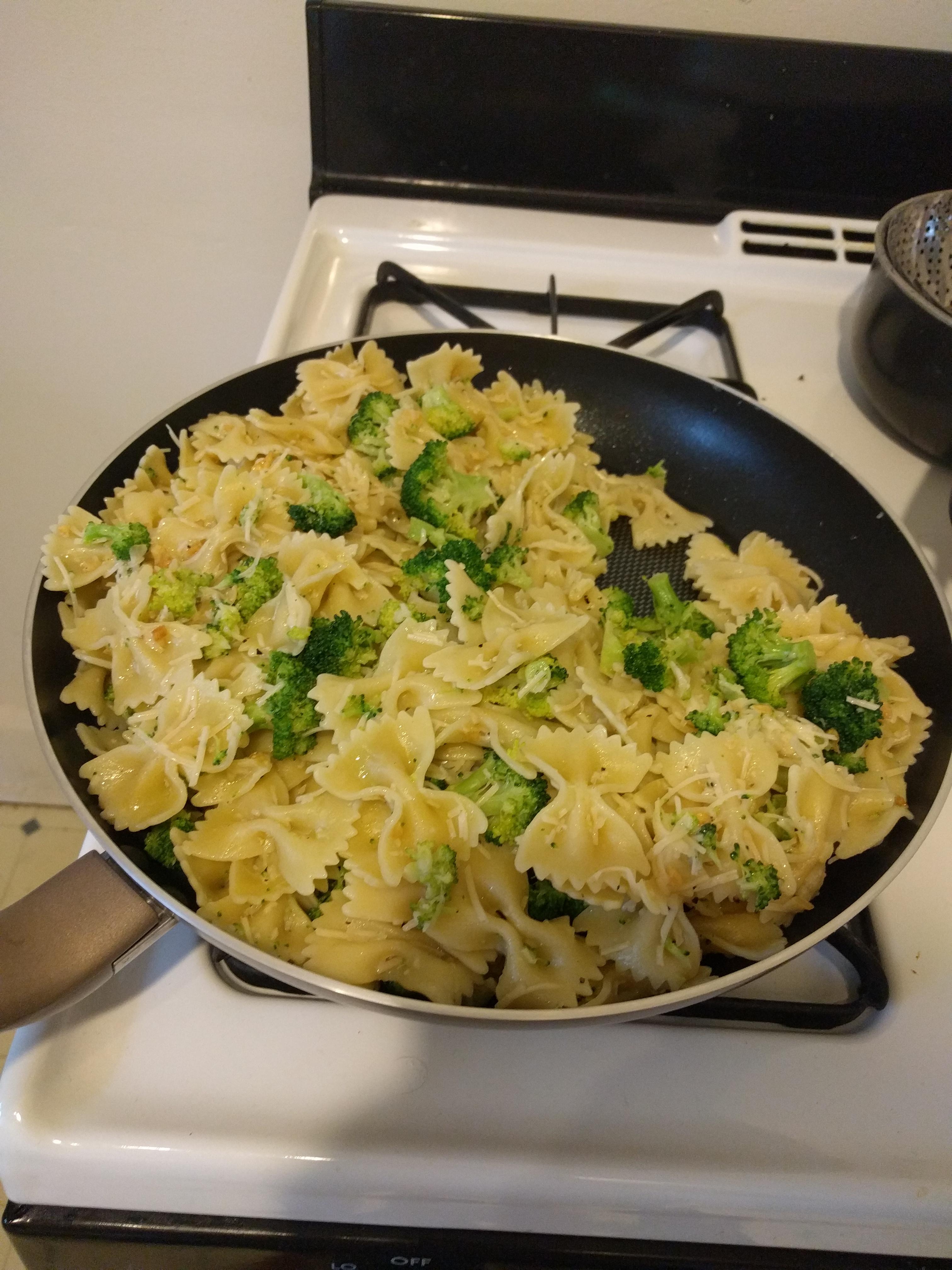 Bowties and Broccoli Aaron Blumberg