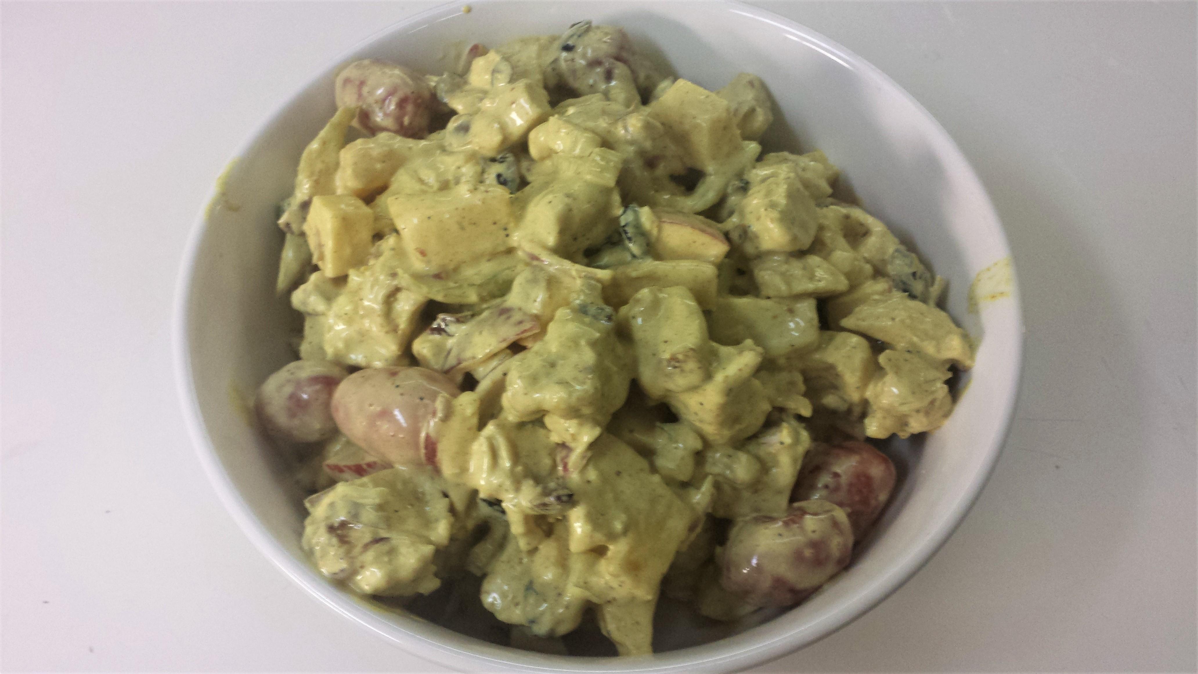 Curry Chicken Salad James