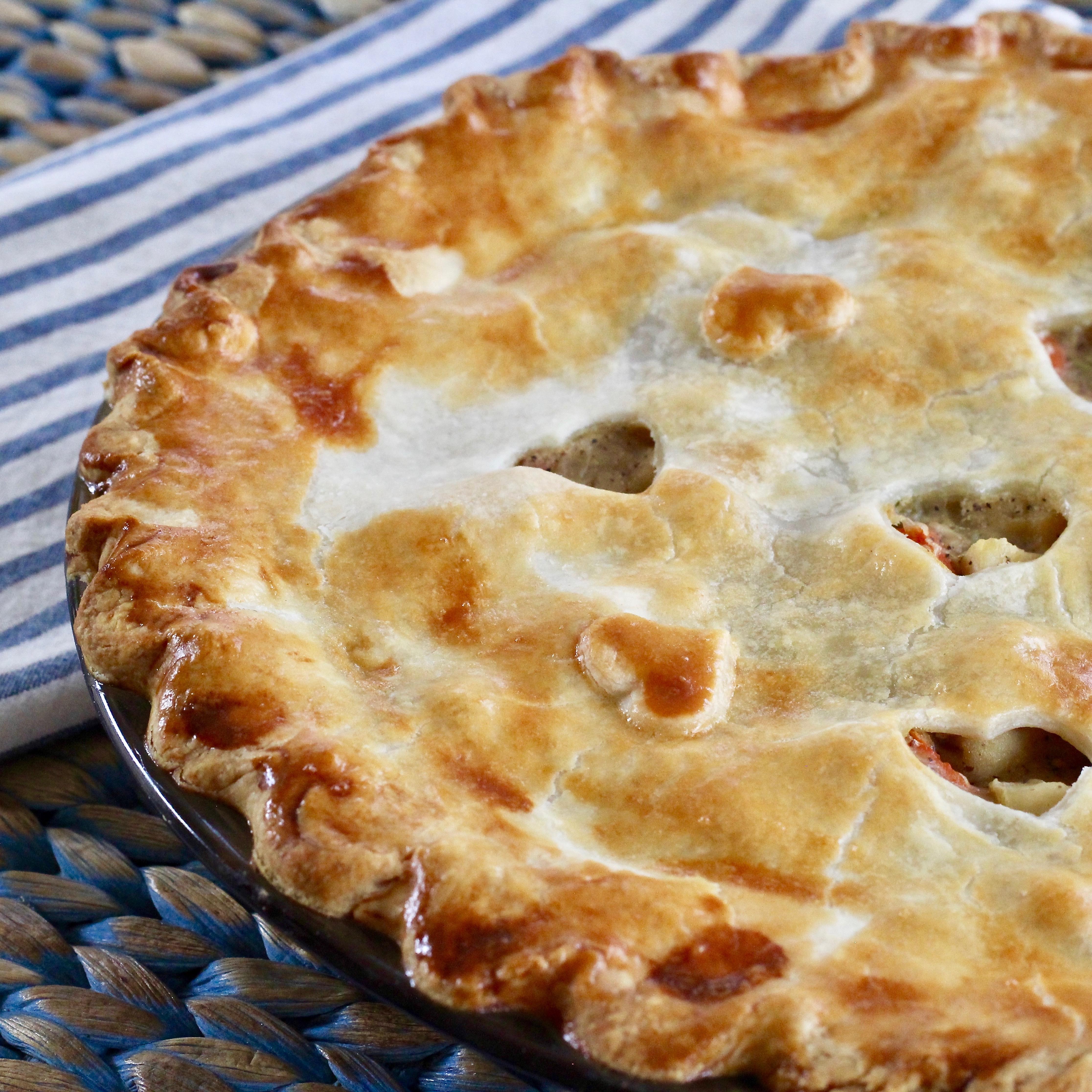 Chicken Pot Pie IX Robbie Rice