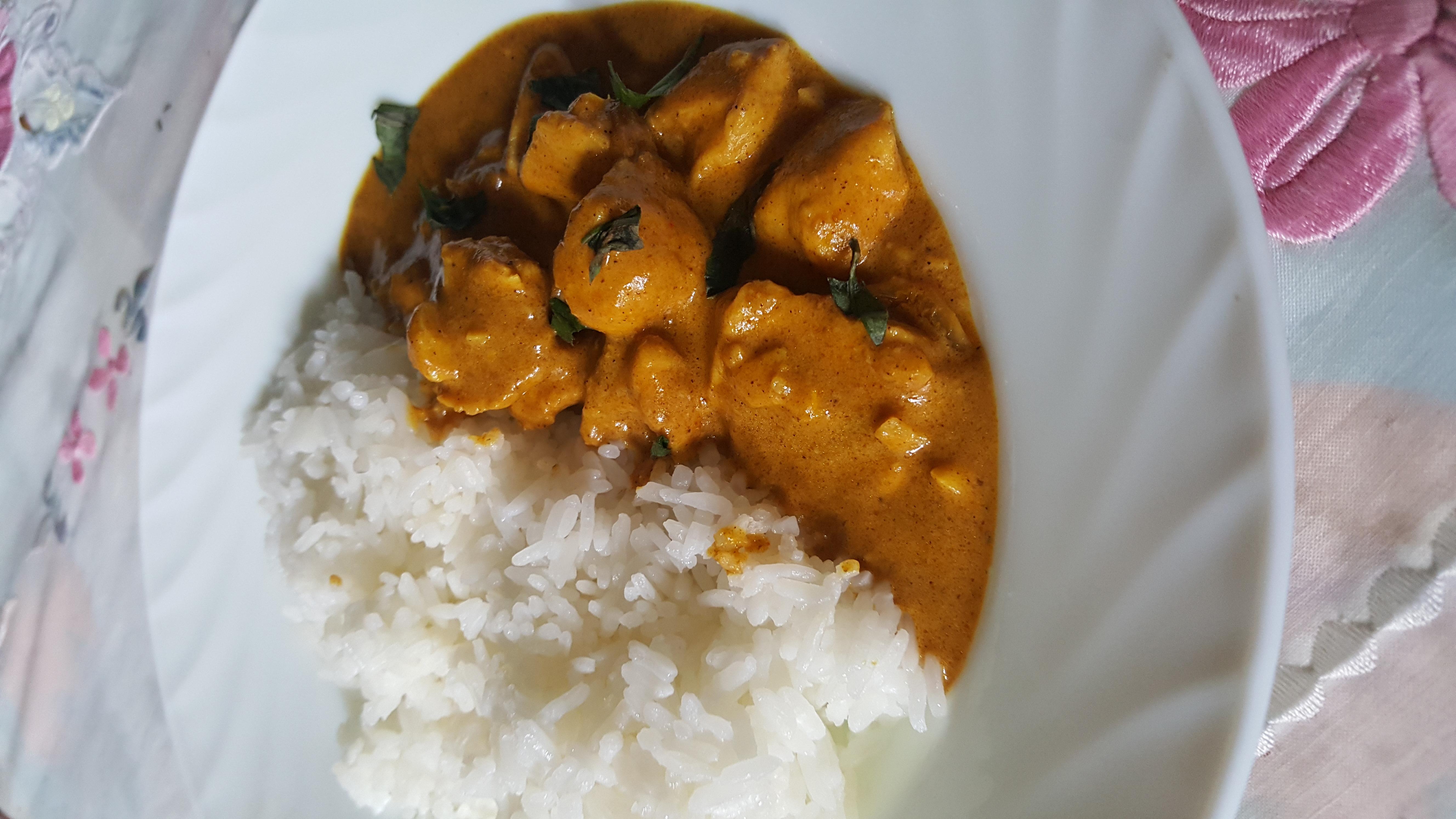 Indian Chicken Curry II Jennie Castillo