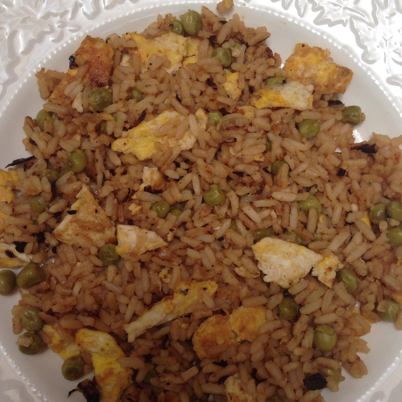 Broccoli and Rice Stir Fry