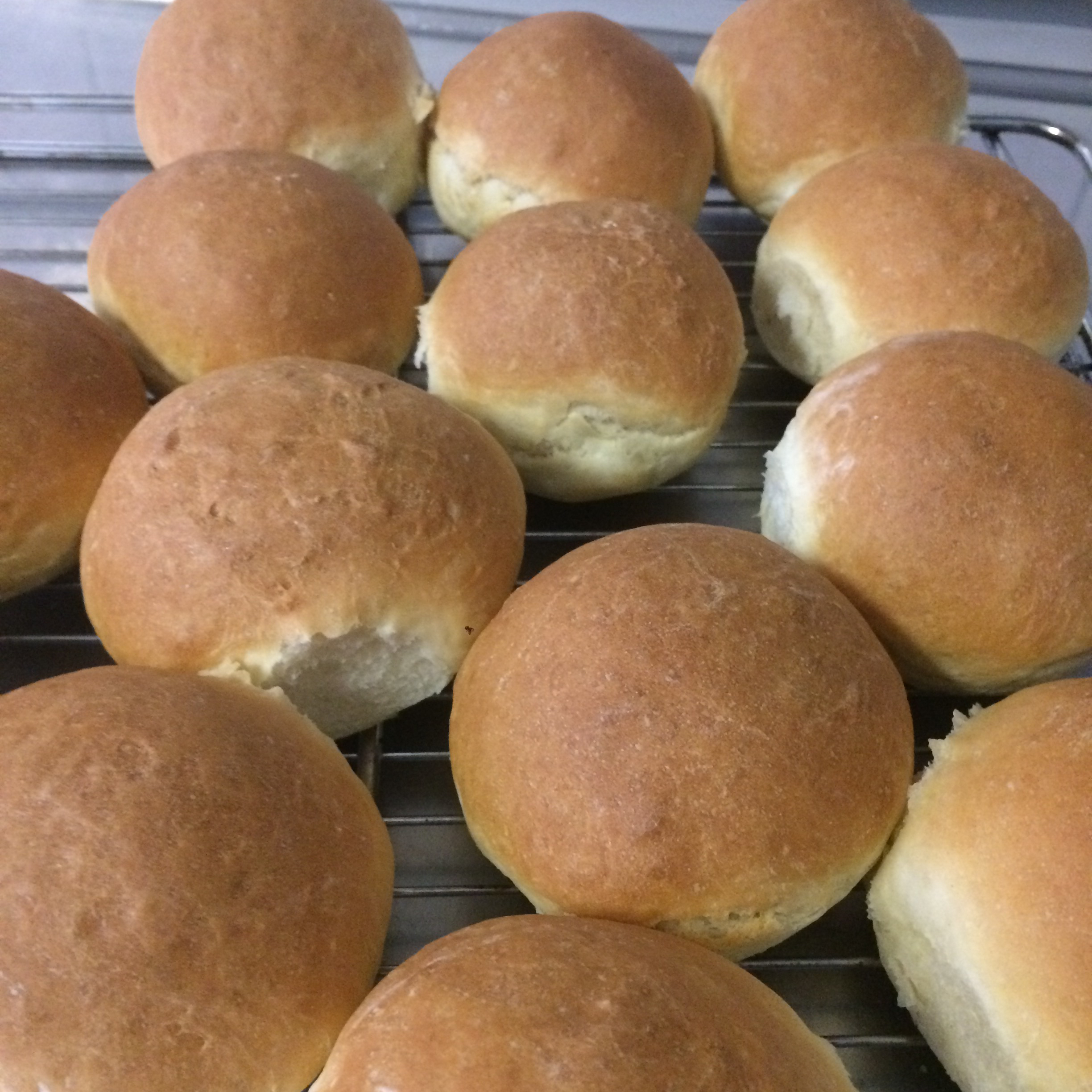 French Bread Rolls to Die For image