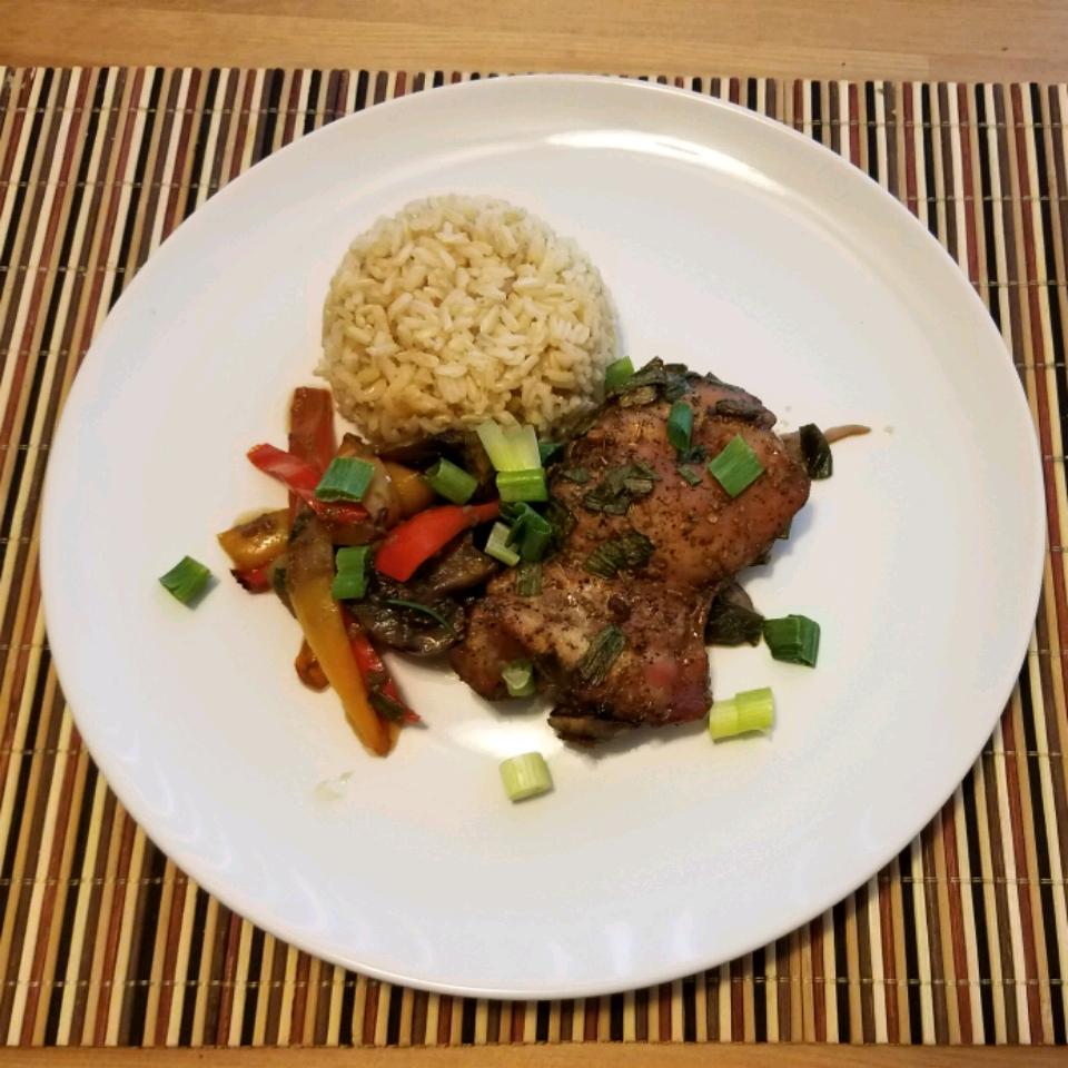Shoyu Chicken Hao Chhou
