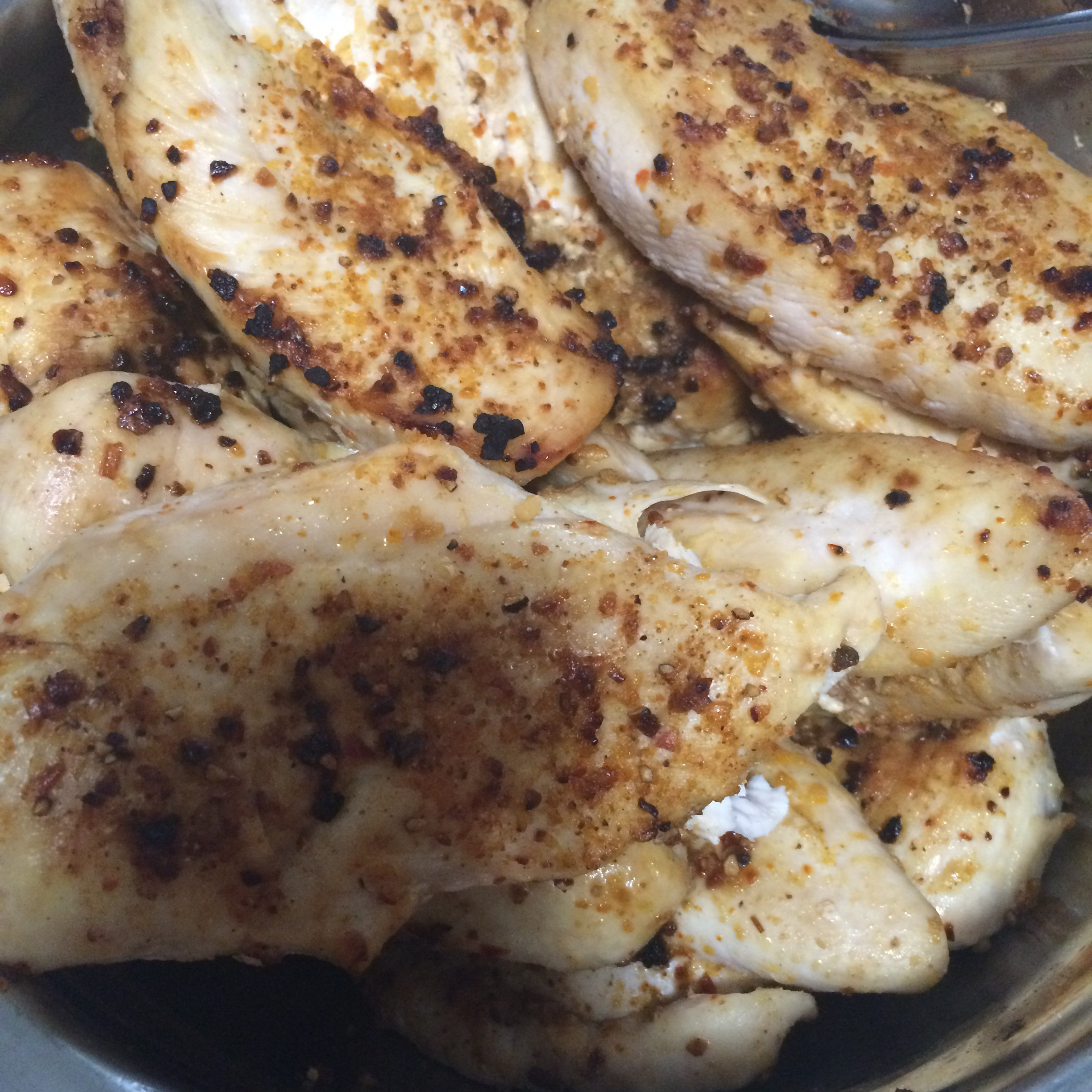 Basic Broiled Chicken Breasts Victoria