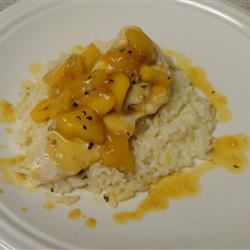 Orange Mango Chicken