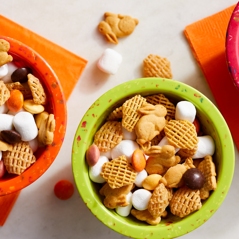 S'mores Snack Mix Carolyn Casner