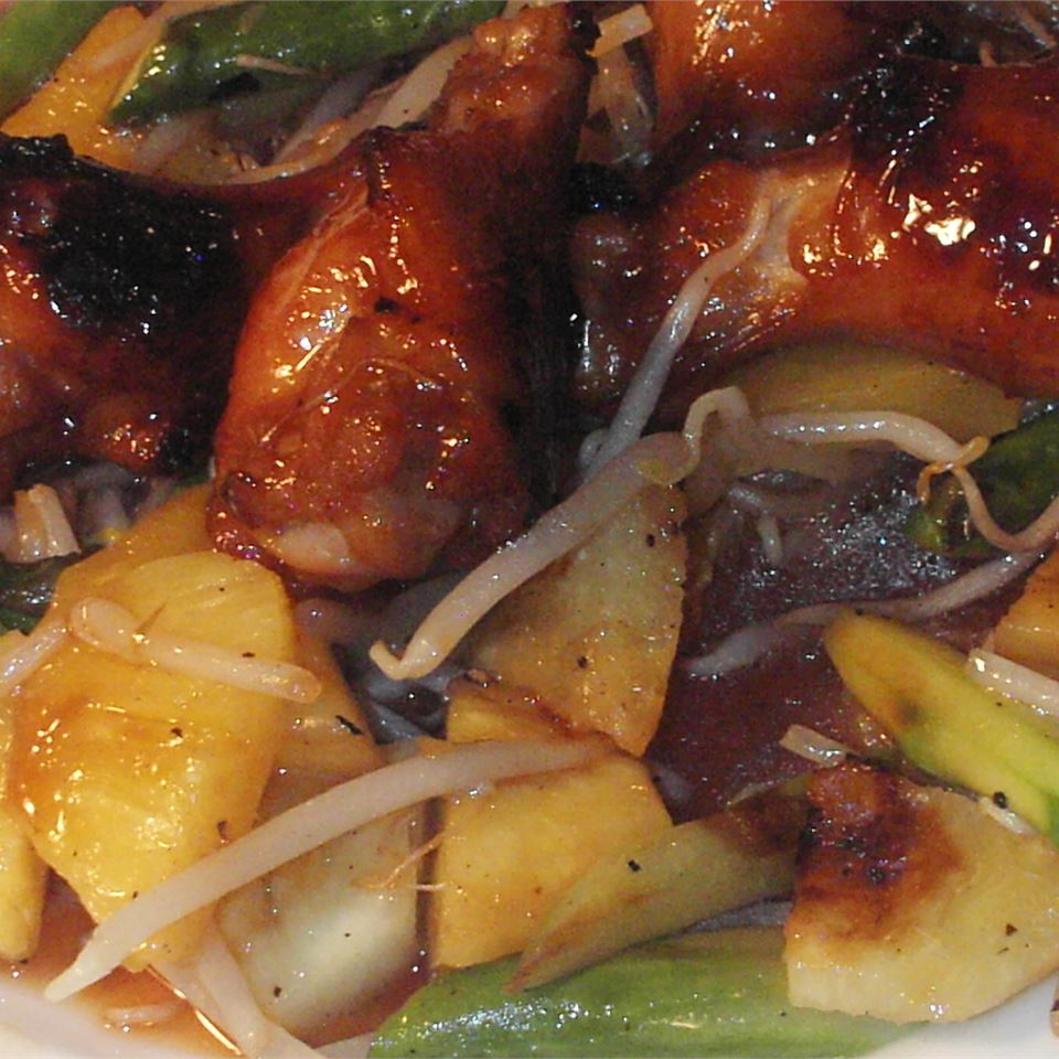 Oyster Sauce Chicken
