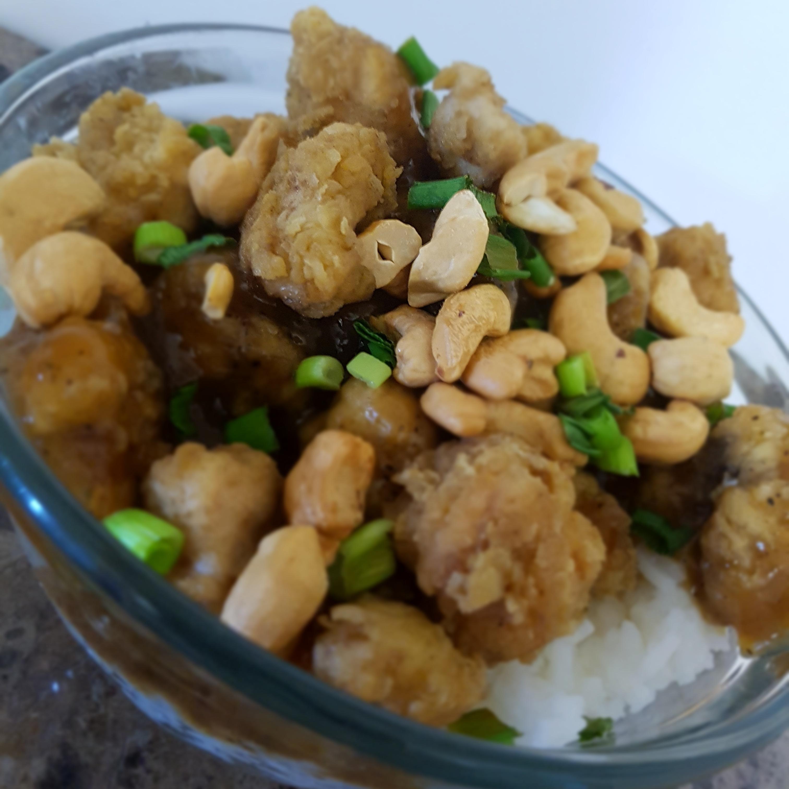 Springfield Style Cashew Chicken I Katie Siobhan Guy