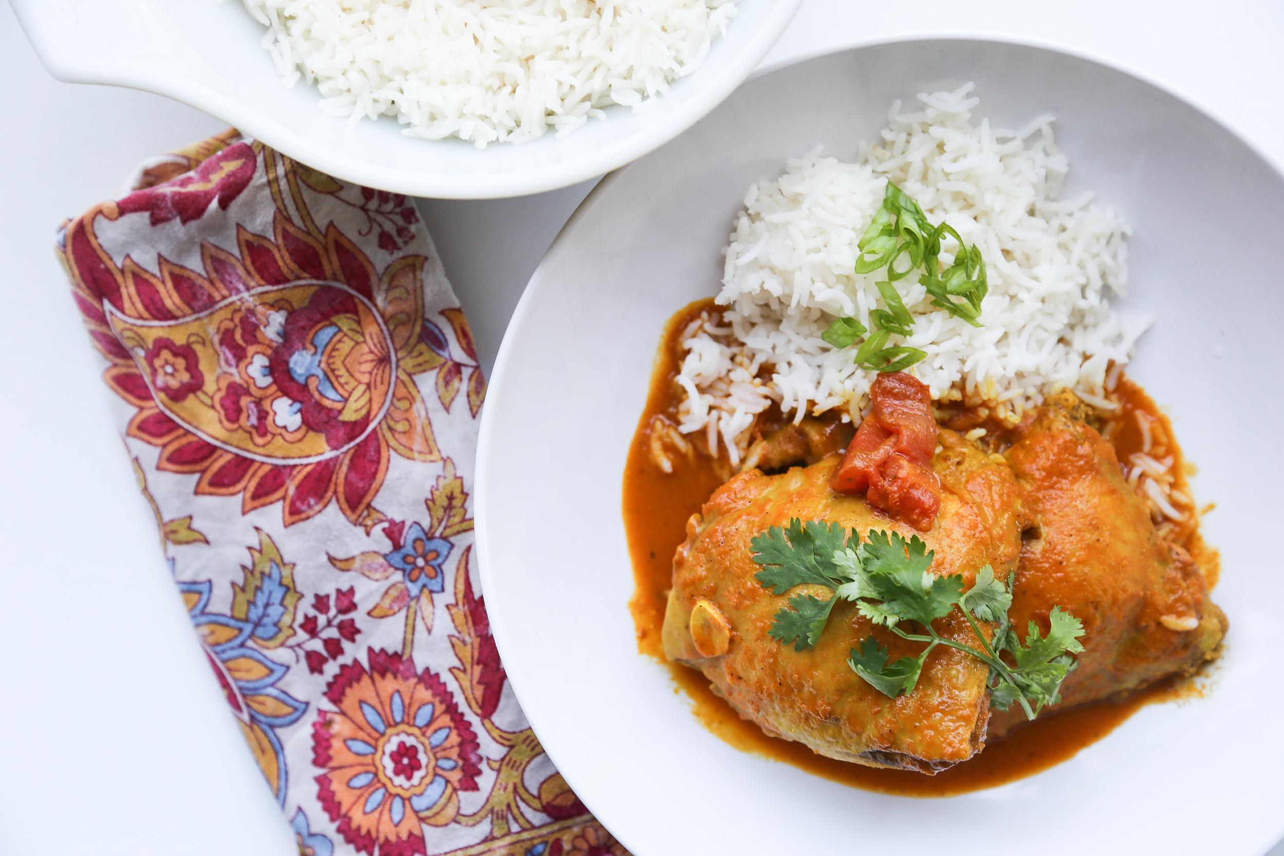 Instant Pot(R) Indian Butter Chicken Shauna James Ahern