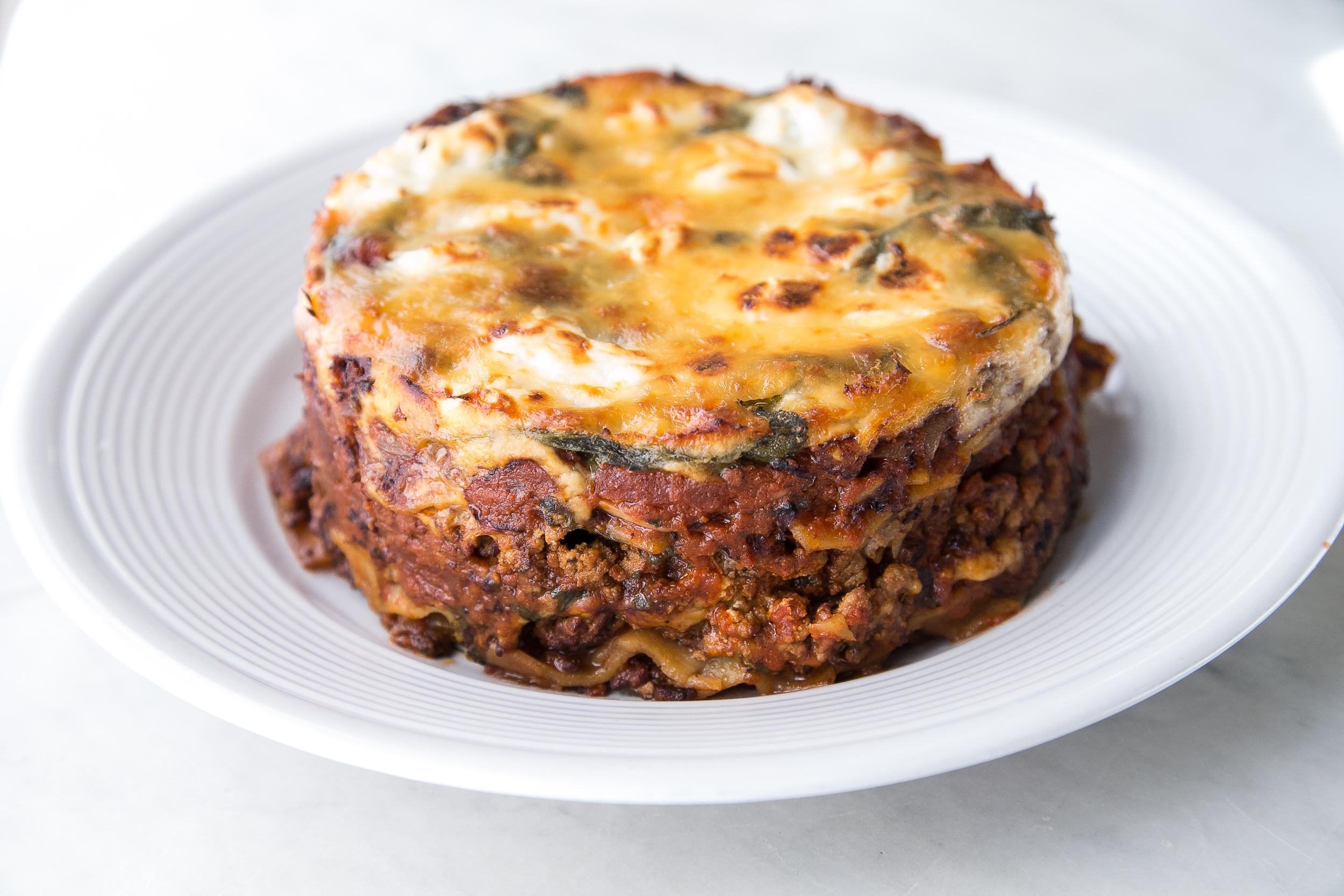 Instant Pot(R) Lasagna