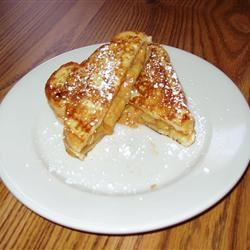 Peanut Butter and Banana French Toast pumpkin