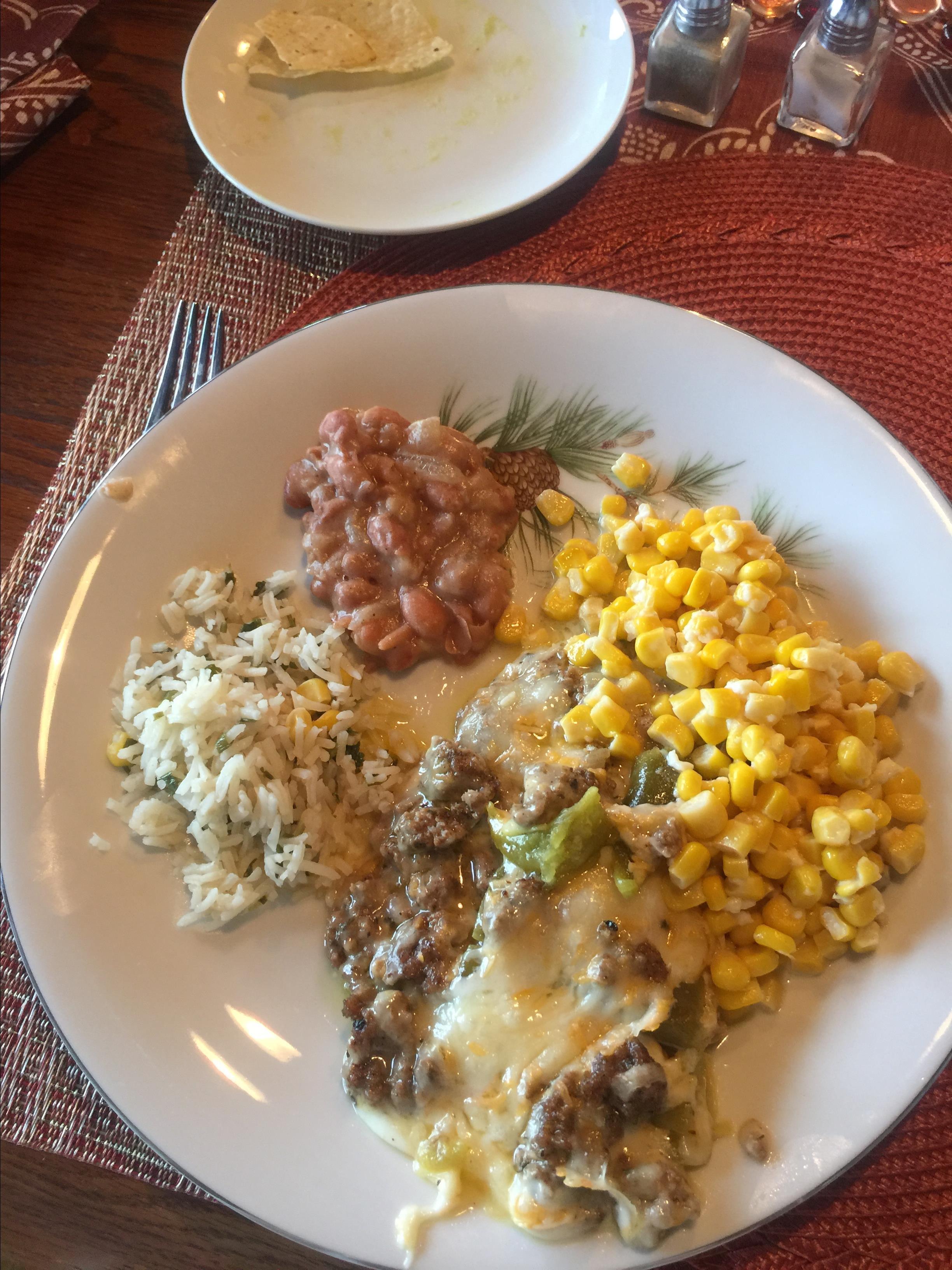 Mexican Street Vendor Style Corn Salad Lmacj