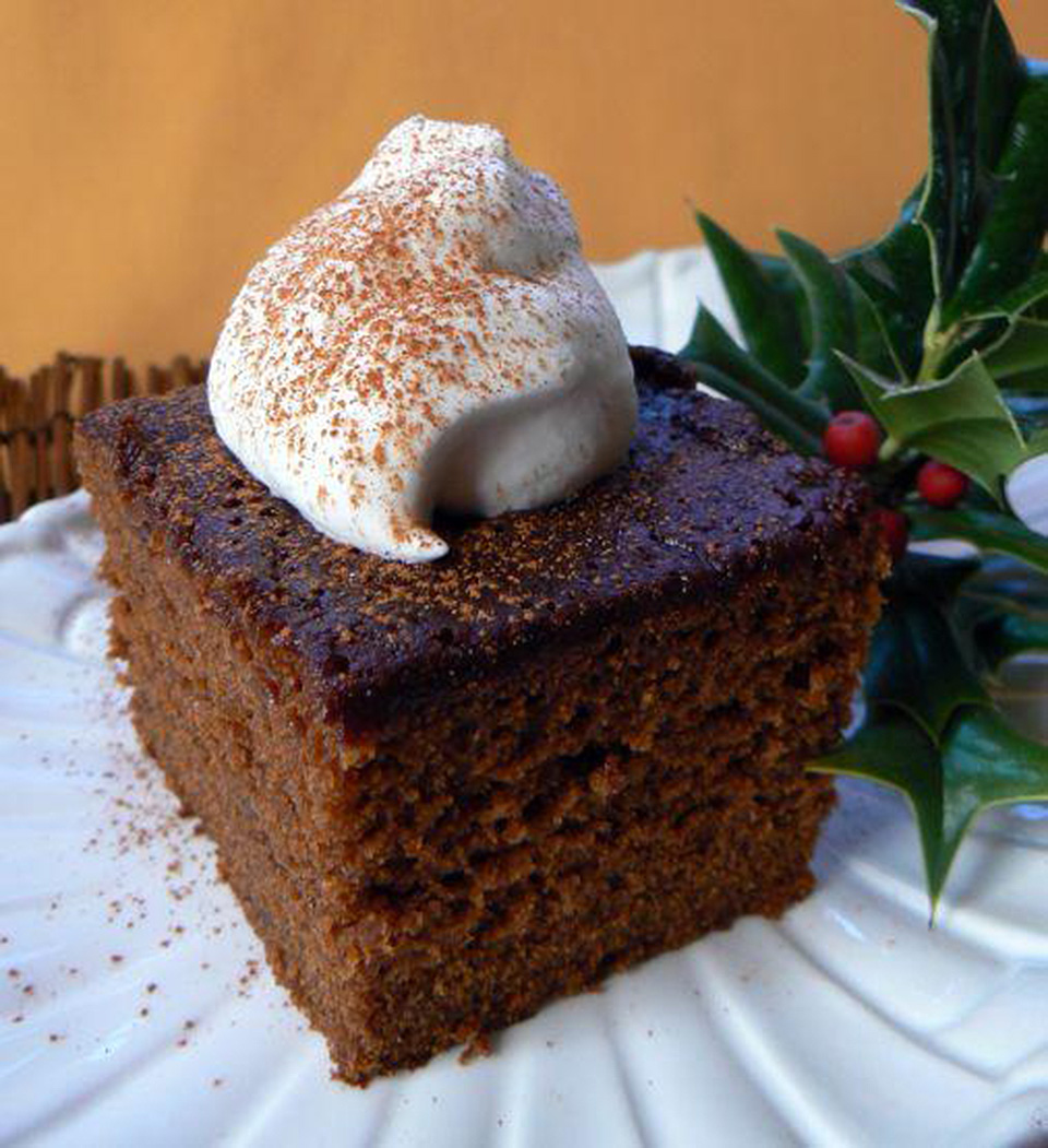 Favorite Old Fashioned Gingerbread image