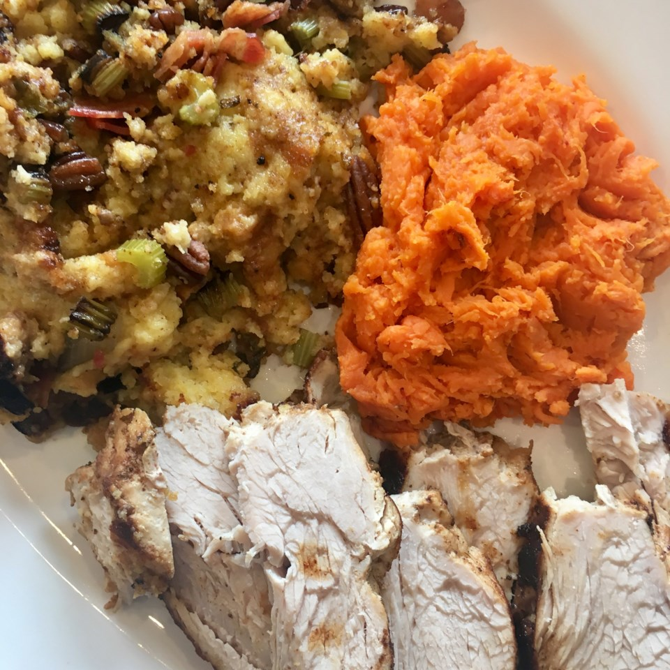 Instant Pot(R) Thanksgiving Dinner Leslie Kelly