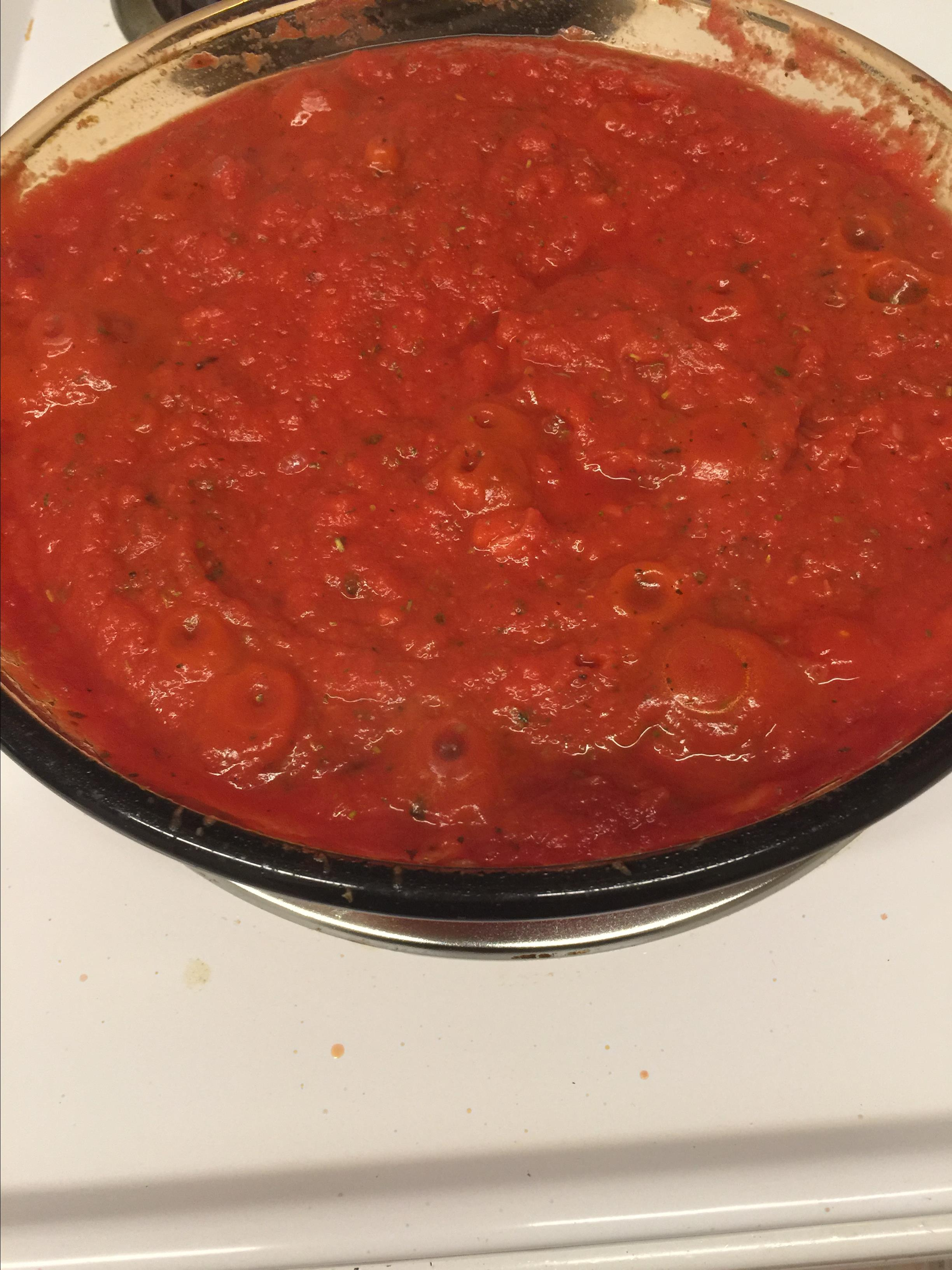No Tomato Pasta Sauce Recipe Allrecipes