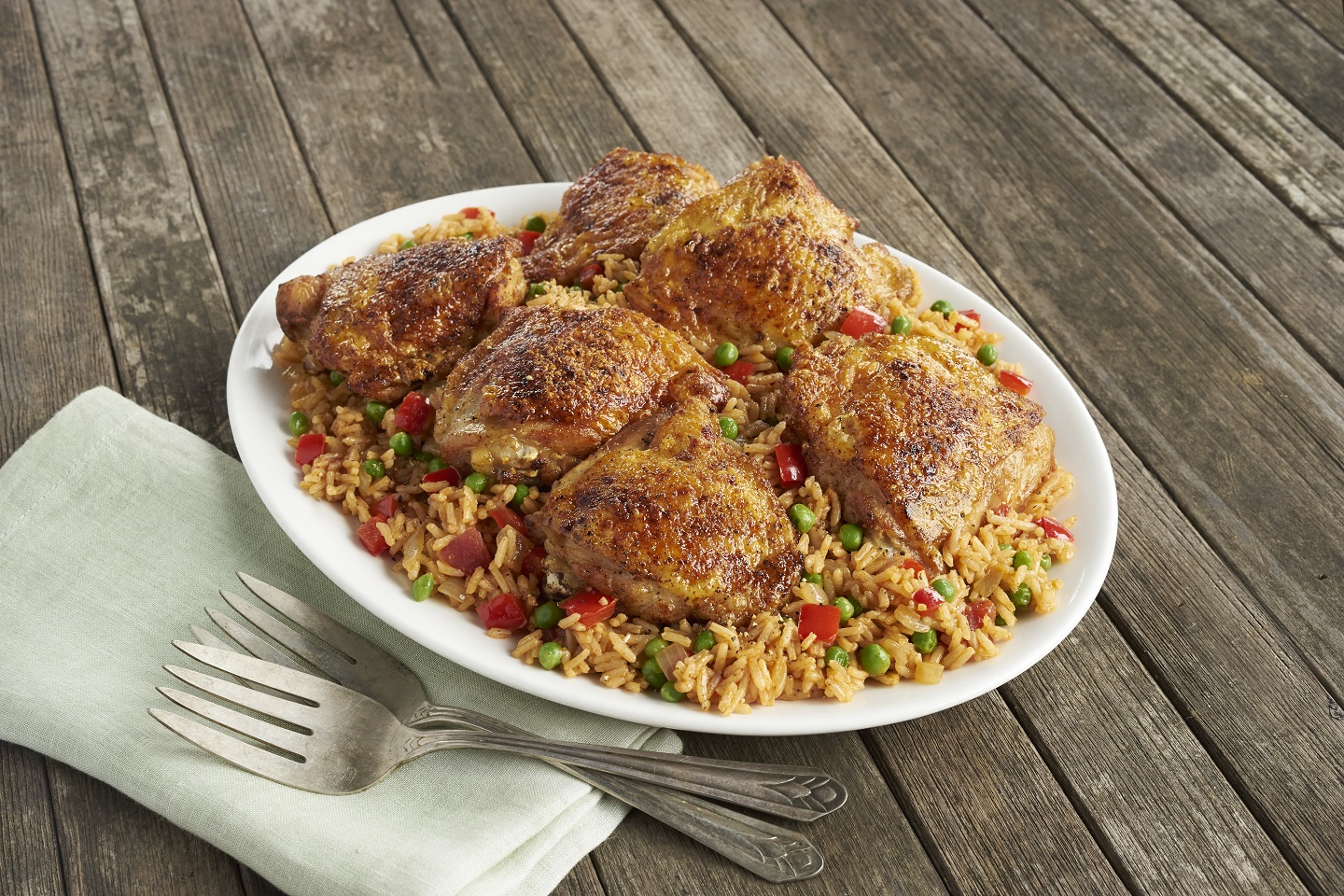 Arroz con Pollo from College Inn College Inn® Broths and Stocks
