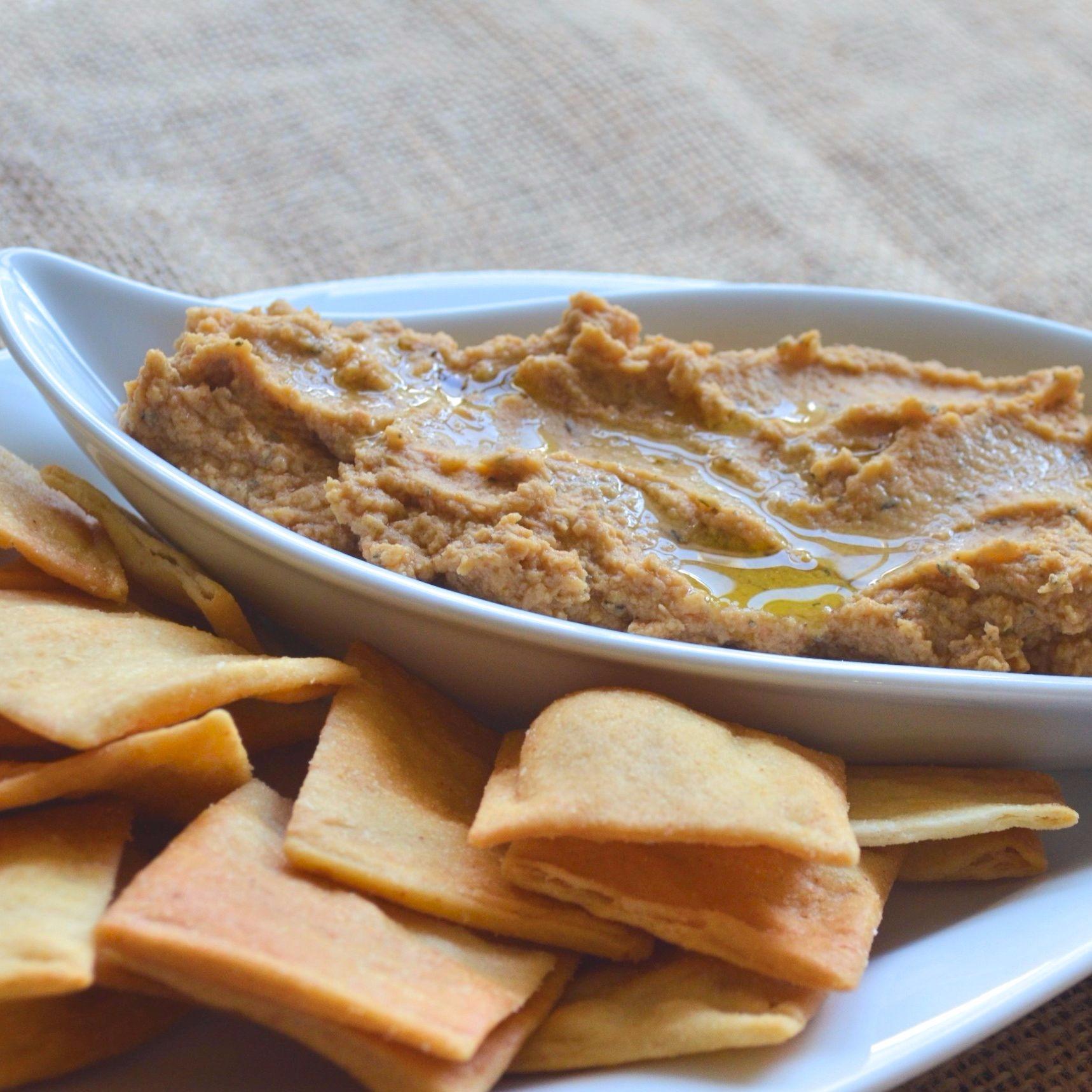 Burrata Hummus