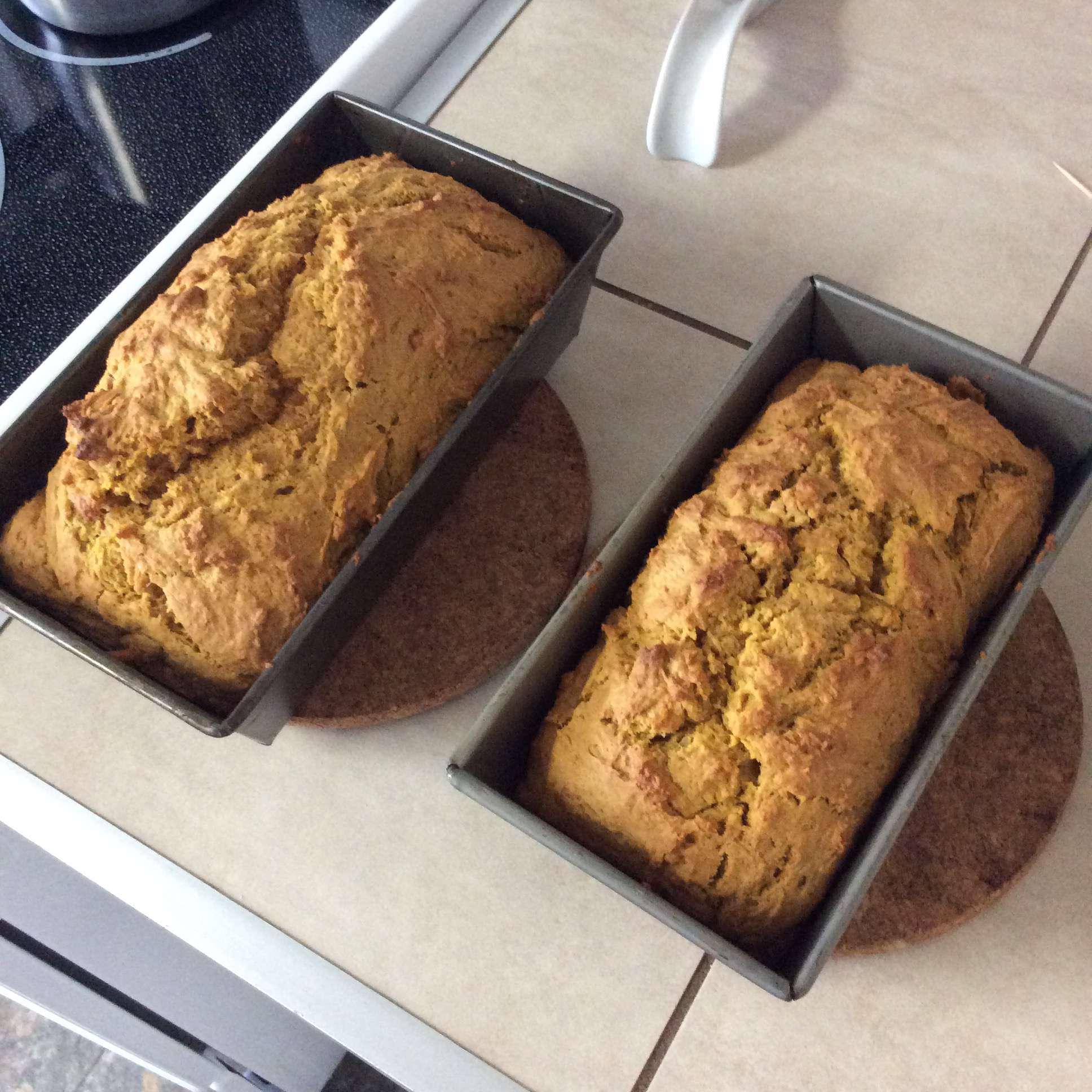 Pumpkin Bread V Deanna Poxton Baillie
