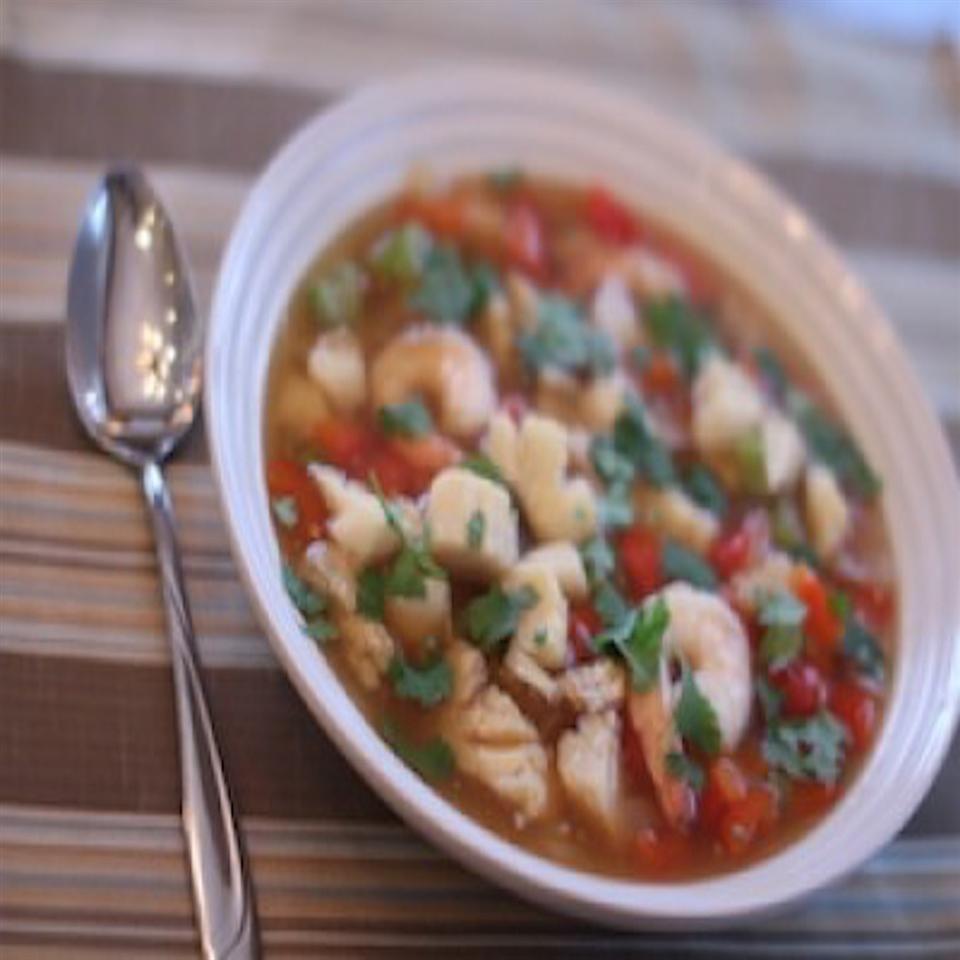 Paleo Seafood Chili Recipe