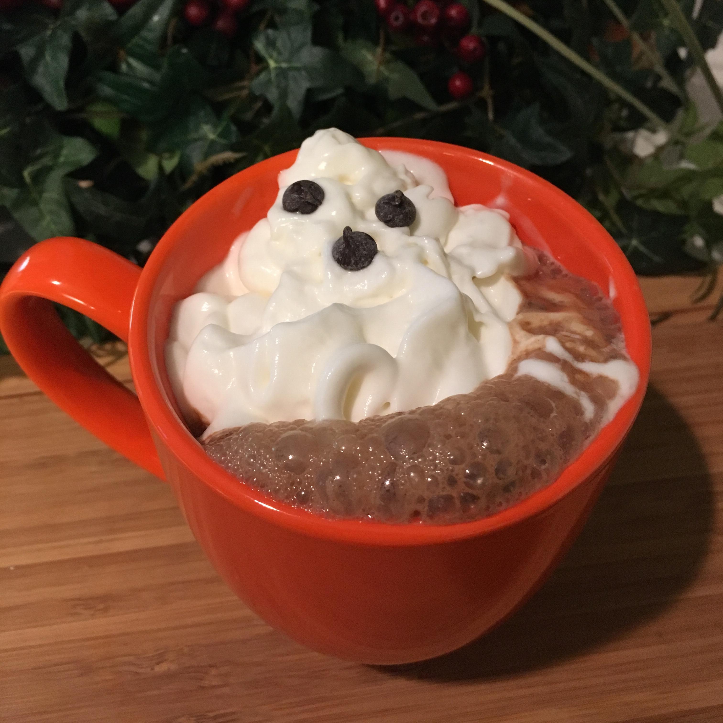 Dairy-Free Almond Joy(R) Hot Chocolate