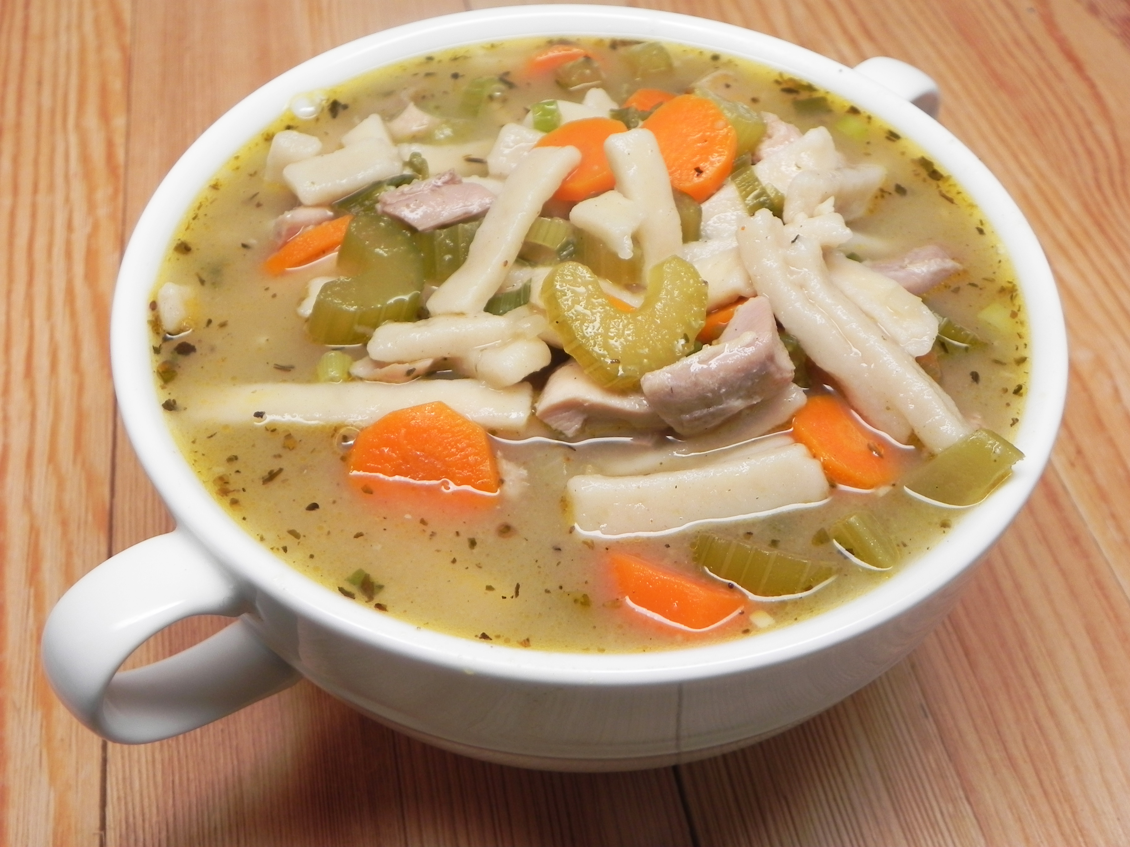 Basic Chicken Soup