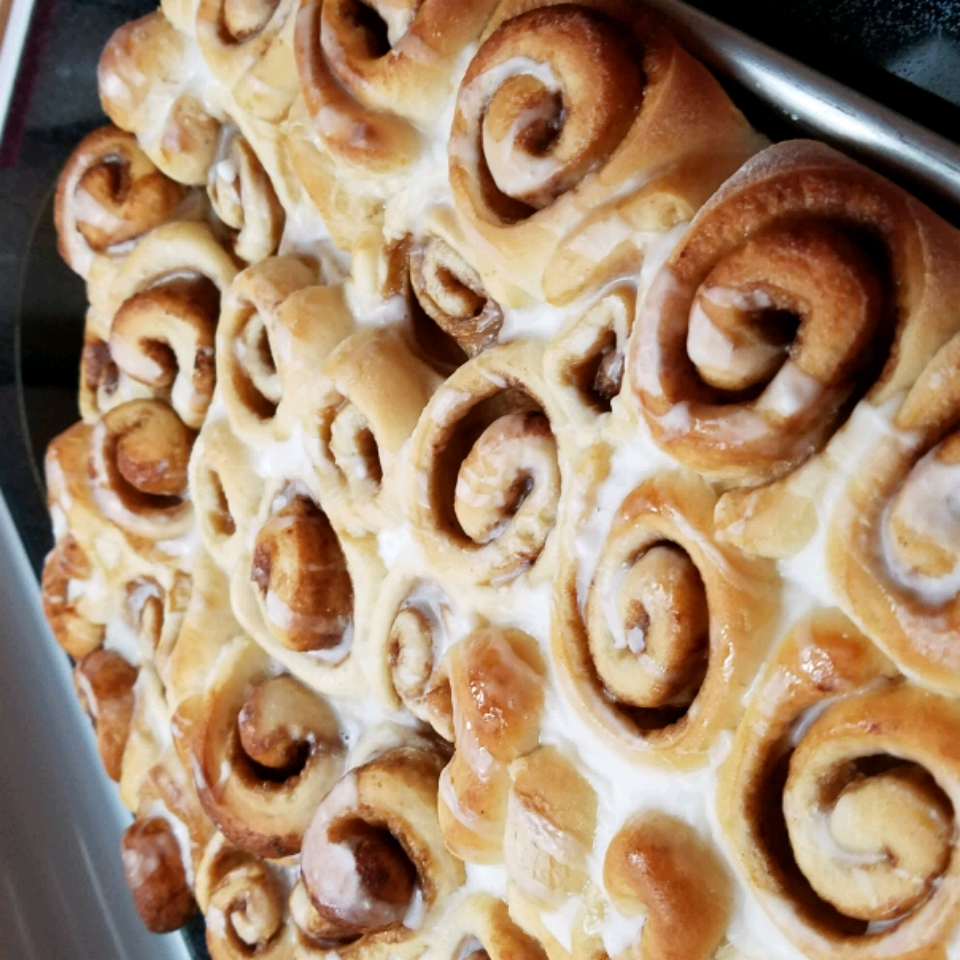 Easy Cinnamon Rolls Pamela Monshor