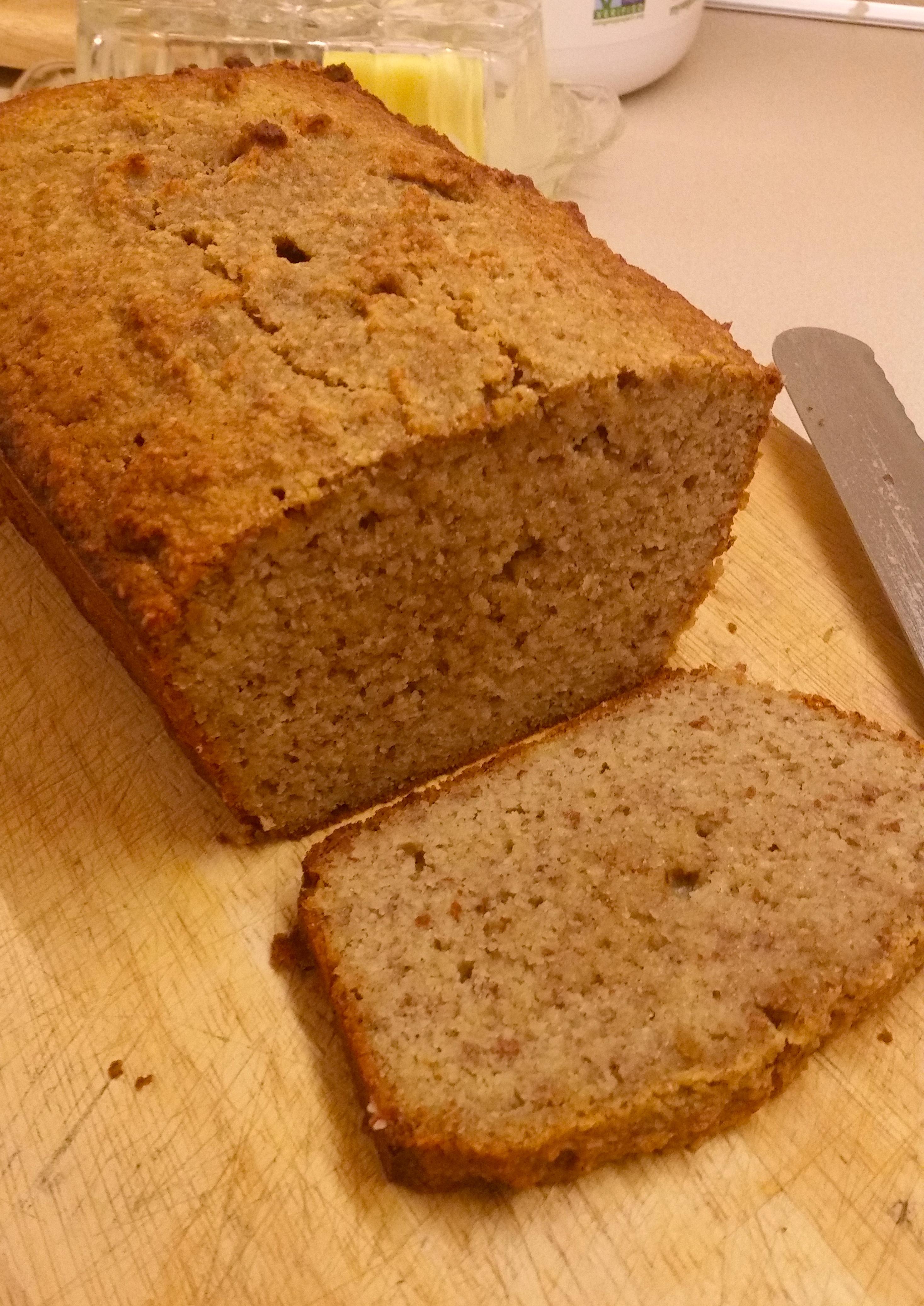 Almond Flour Banana Bread Recipe | Allrecipes