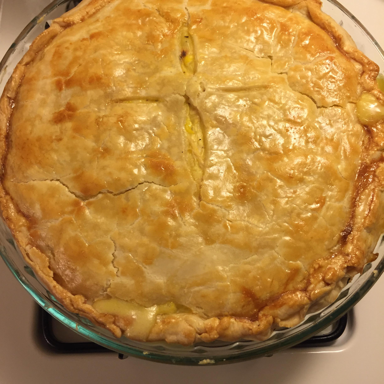 Chicken or Turkey Pot Pie