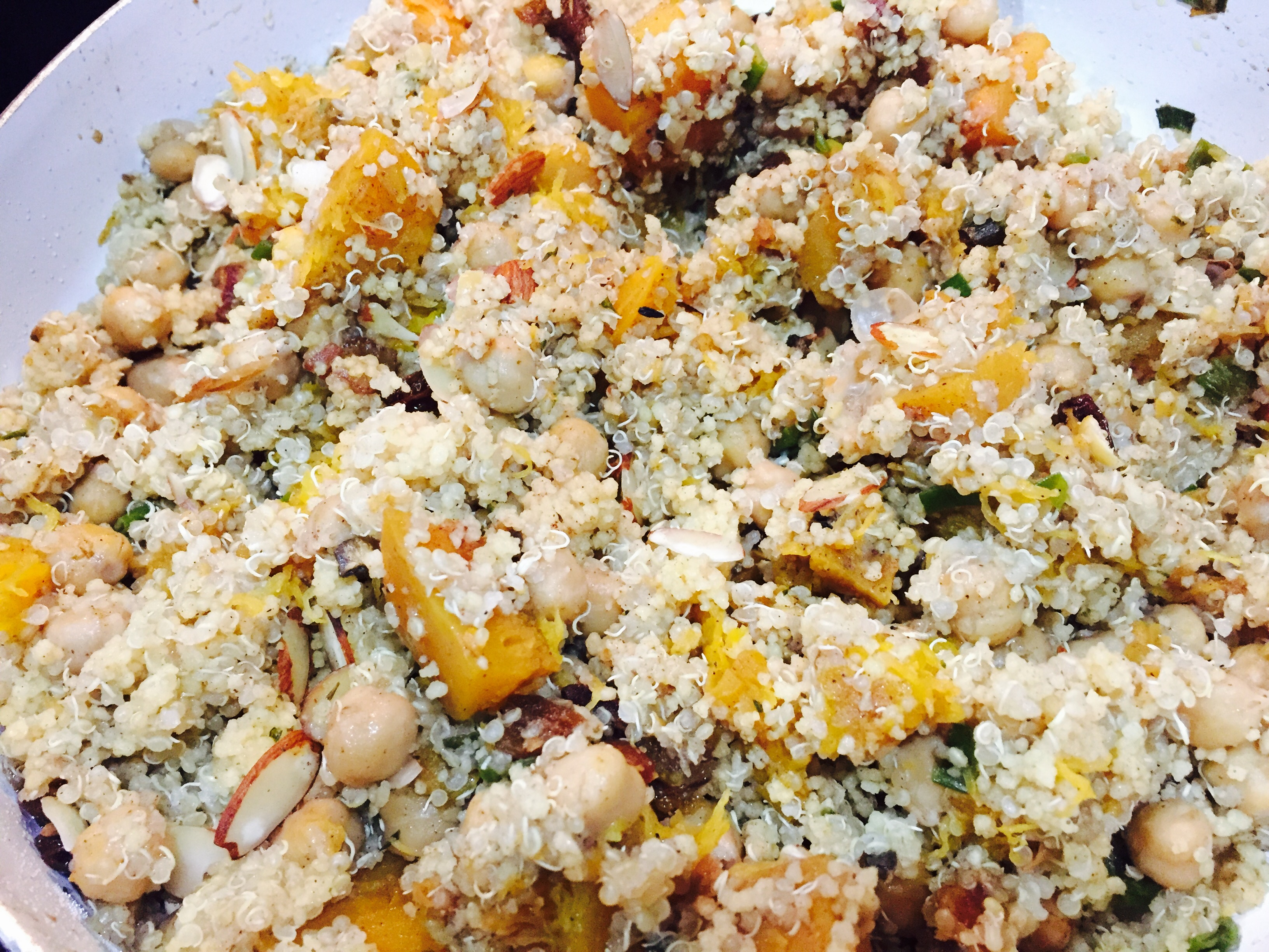 Sweet and Nutty Moroccan Couscous Yulia Manaeva
