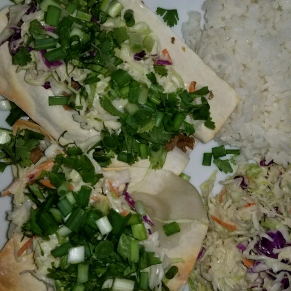 Chicken Wonton Tacos Julie Glase
