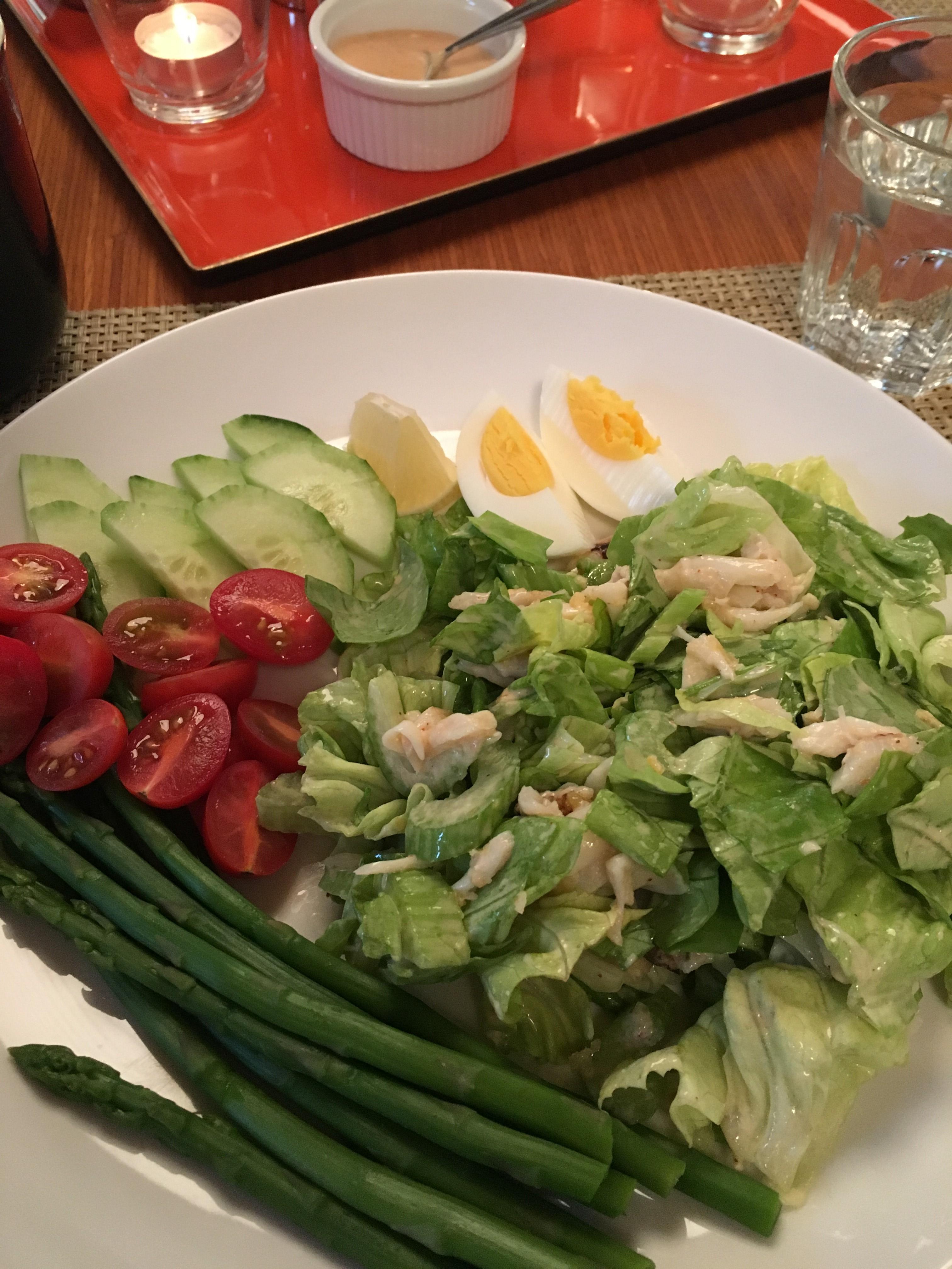 Crab Louie Salad Recipe - Allrecipes com