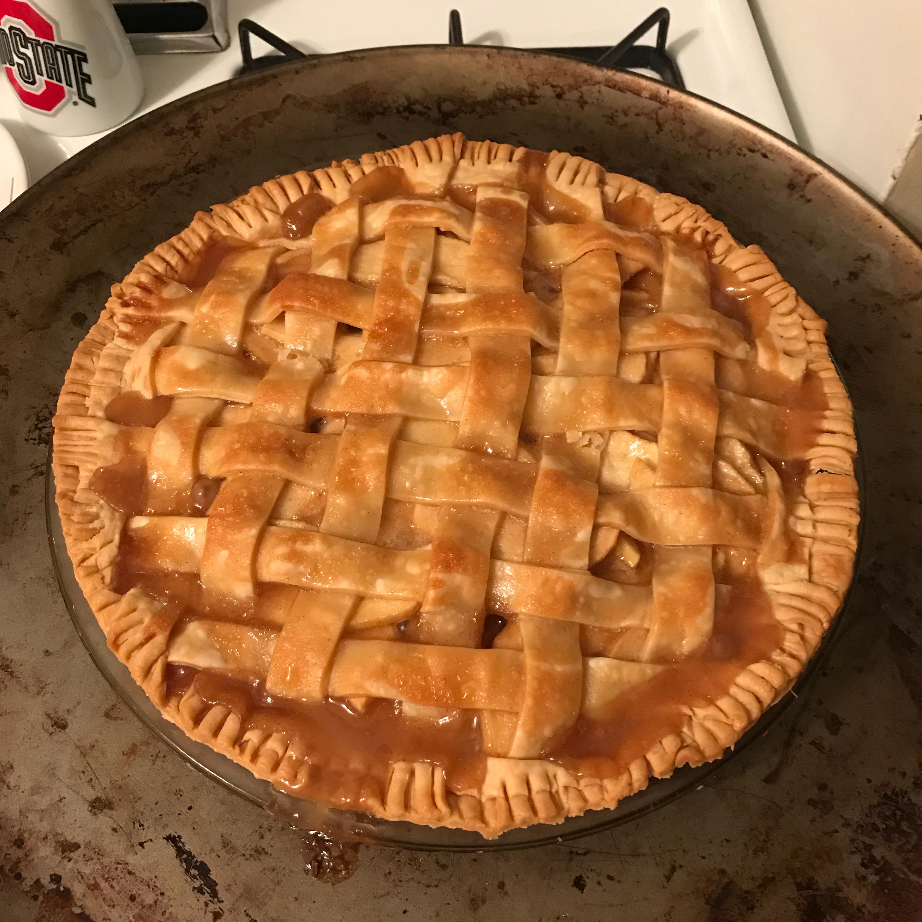 Apple Pie By Grandma Ople Recipe Allrecipes Com Allrecipes