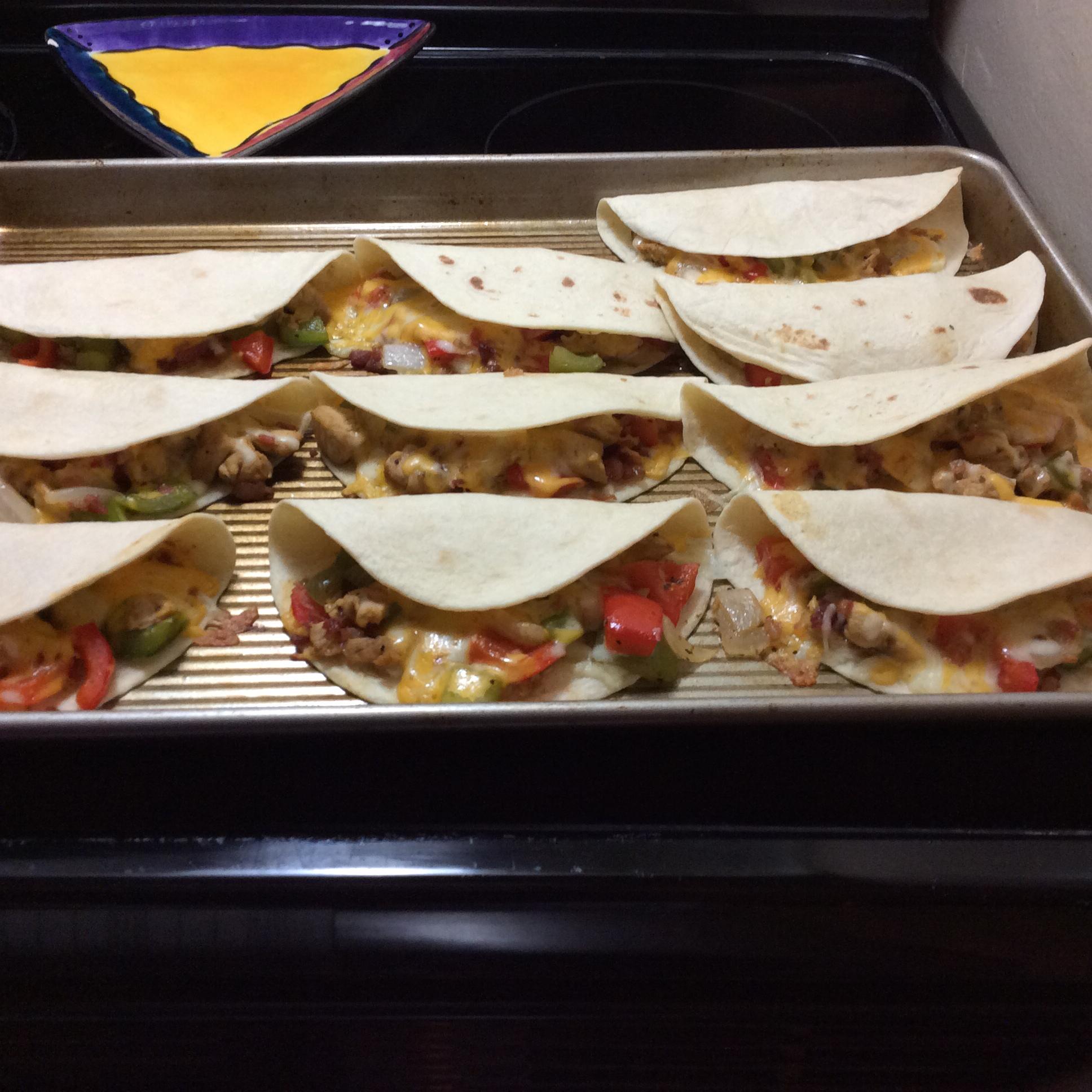 Chicken Quesadillas racheyrach5