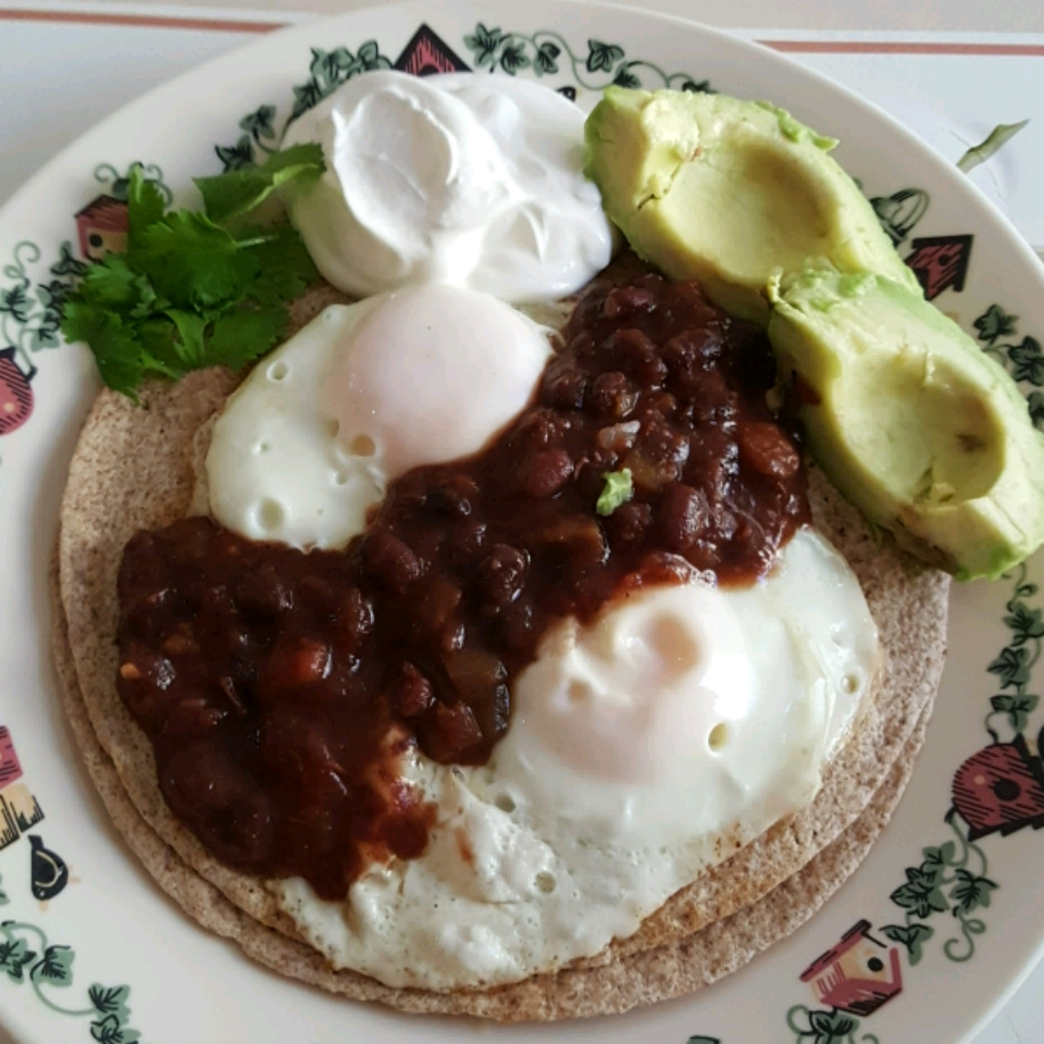 Better Than The Other Huevos Rancheros