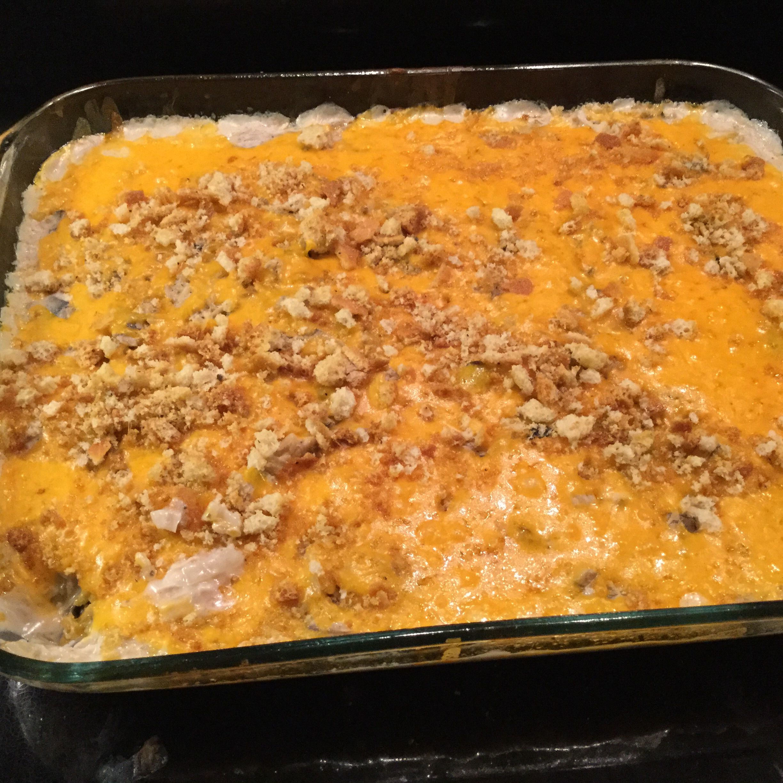 Homey Chicken and Rice Casserole Deborah Jane Andringa-Pope