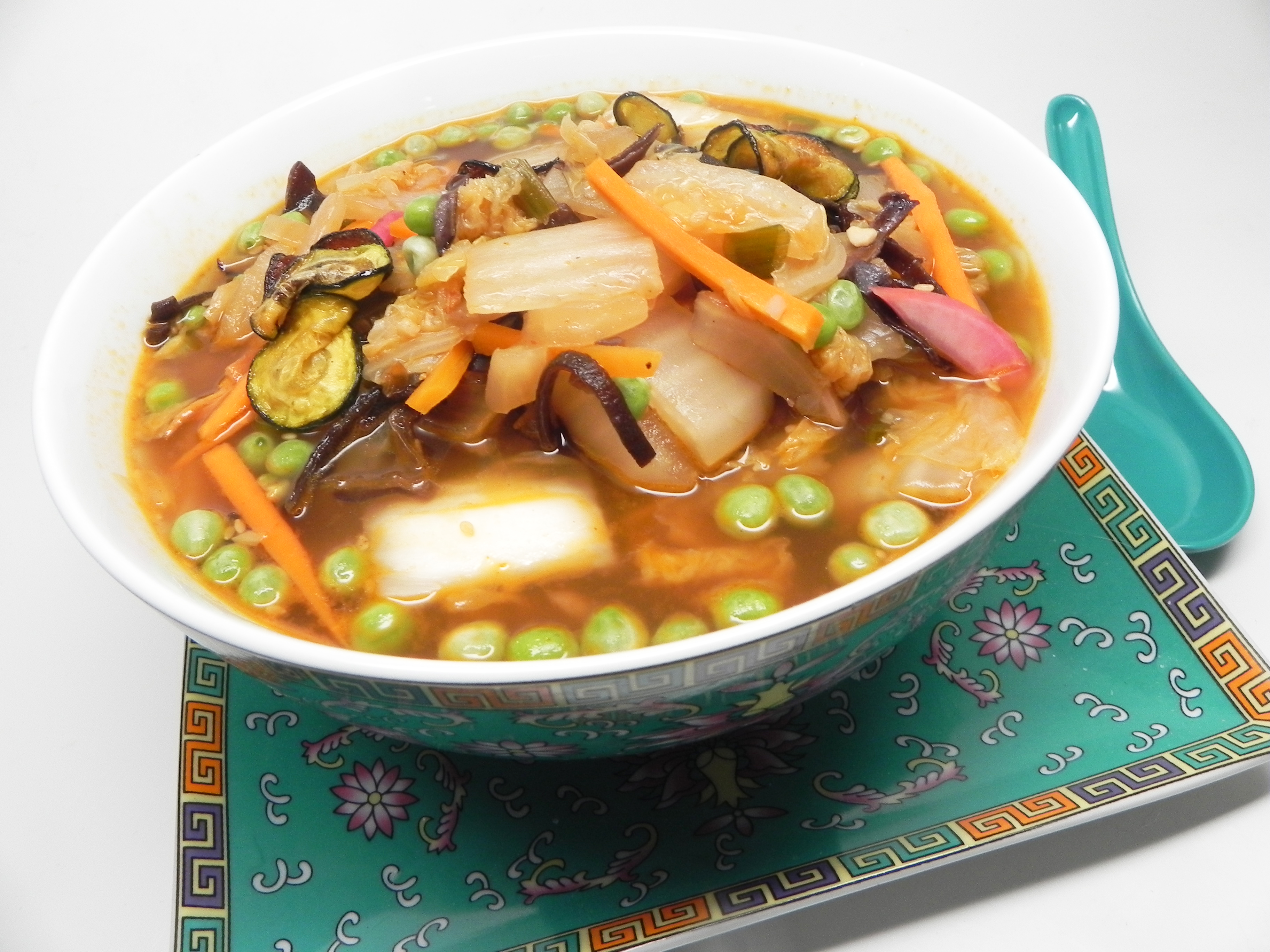 Mae's Kimchi Stew