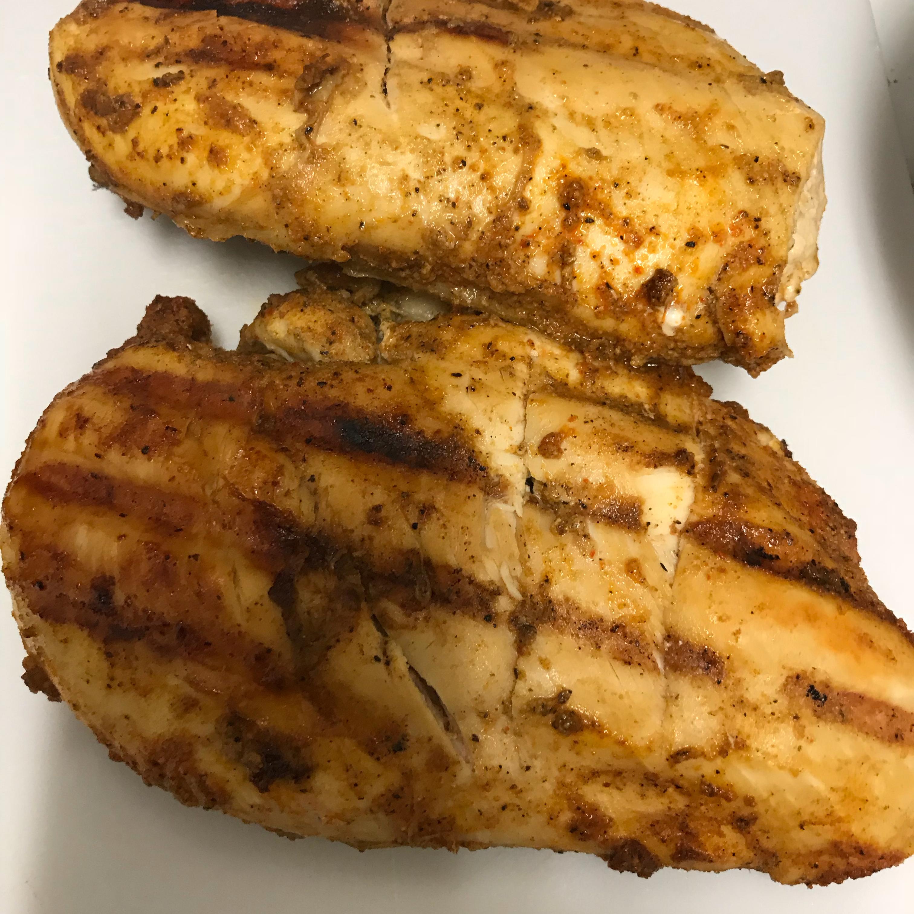 Spicy Chicken Breasts Kwanesia Ellis