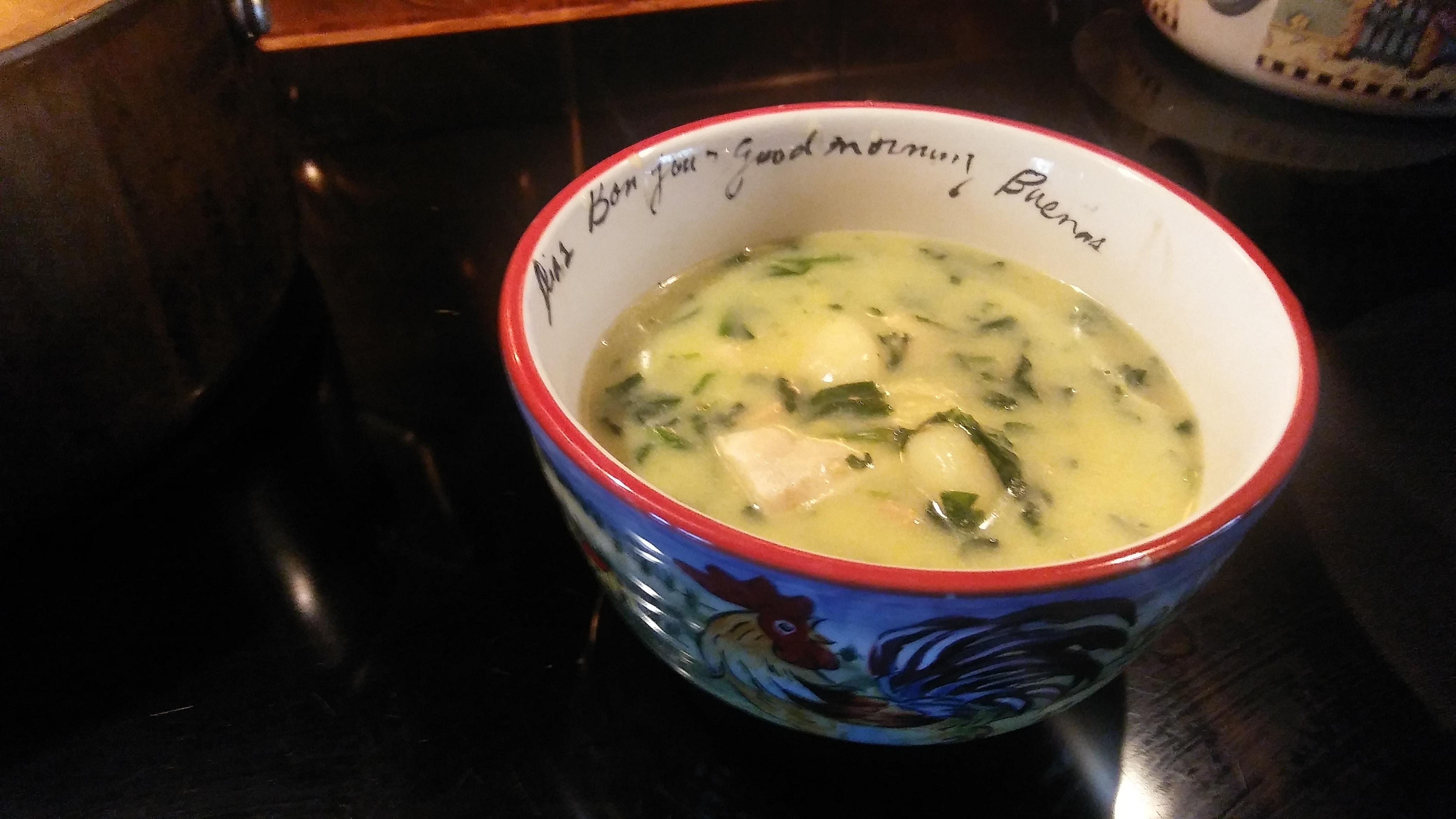 Chicken and Gnocchi Soup Joyce Shelton
