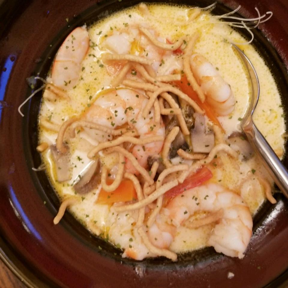Thai Chicken Vegetable Soup MissTori