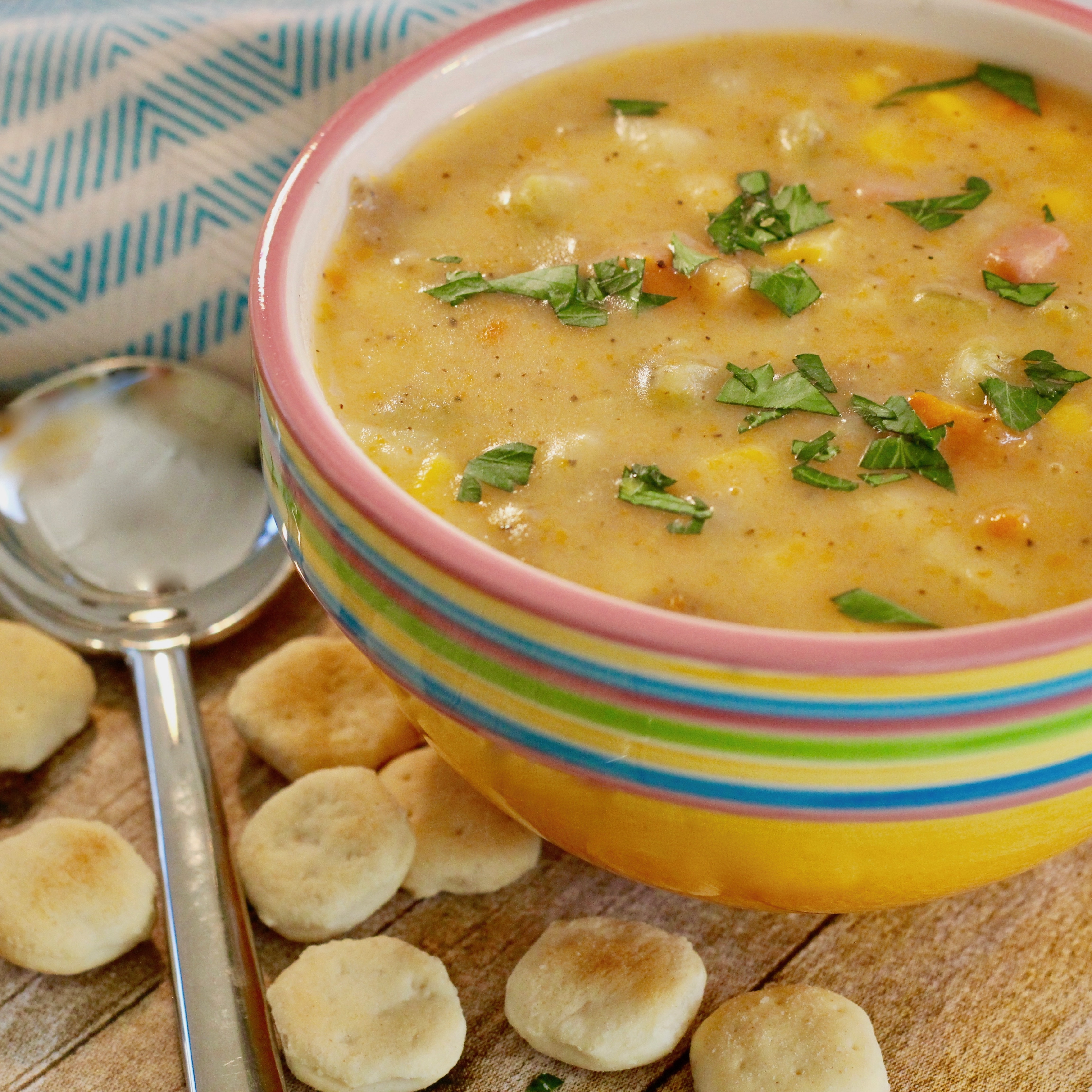 Potato Soup or Chowder