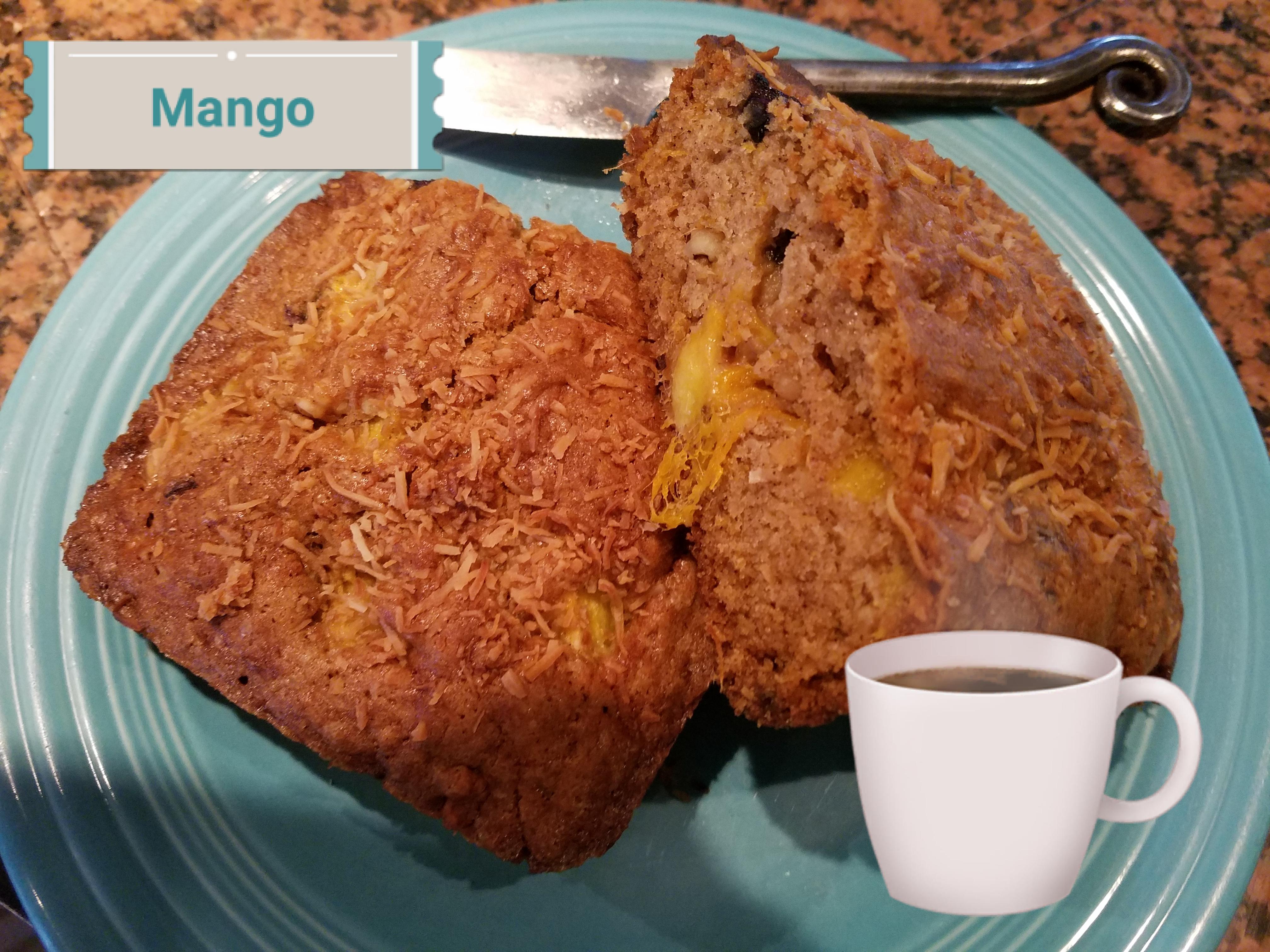 Magic Mango Bread Robert Rodriguez