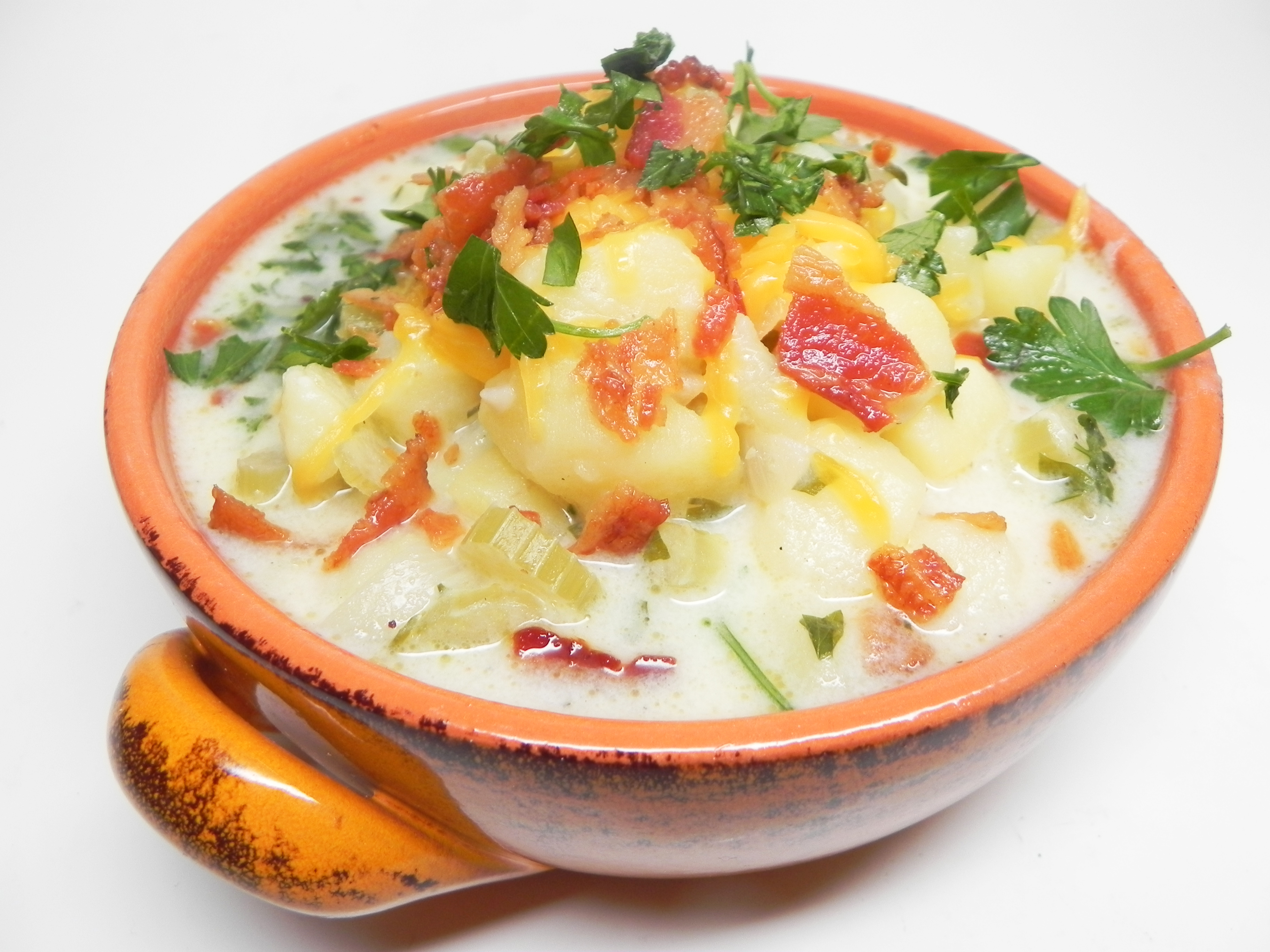 Kimmy's Potato Soup