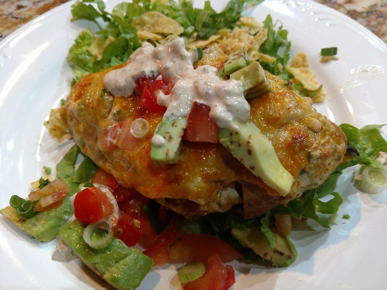 Restaurant-Style Tequila Lime Chicken Christine