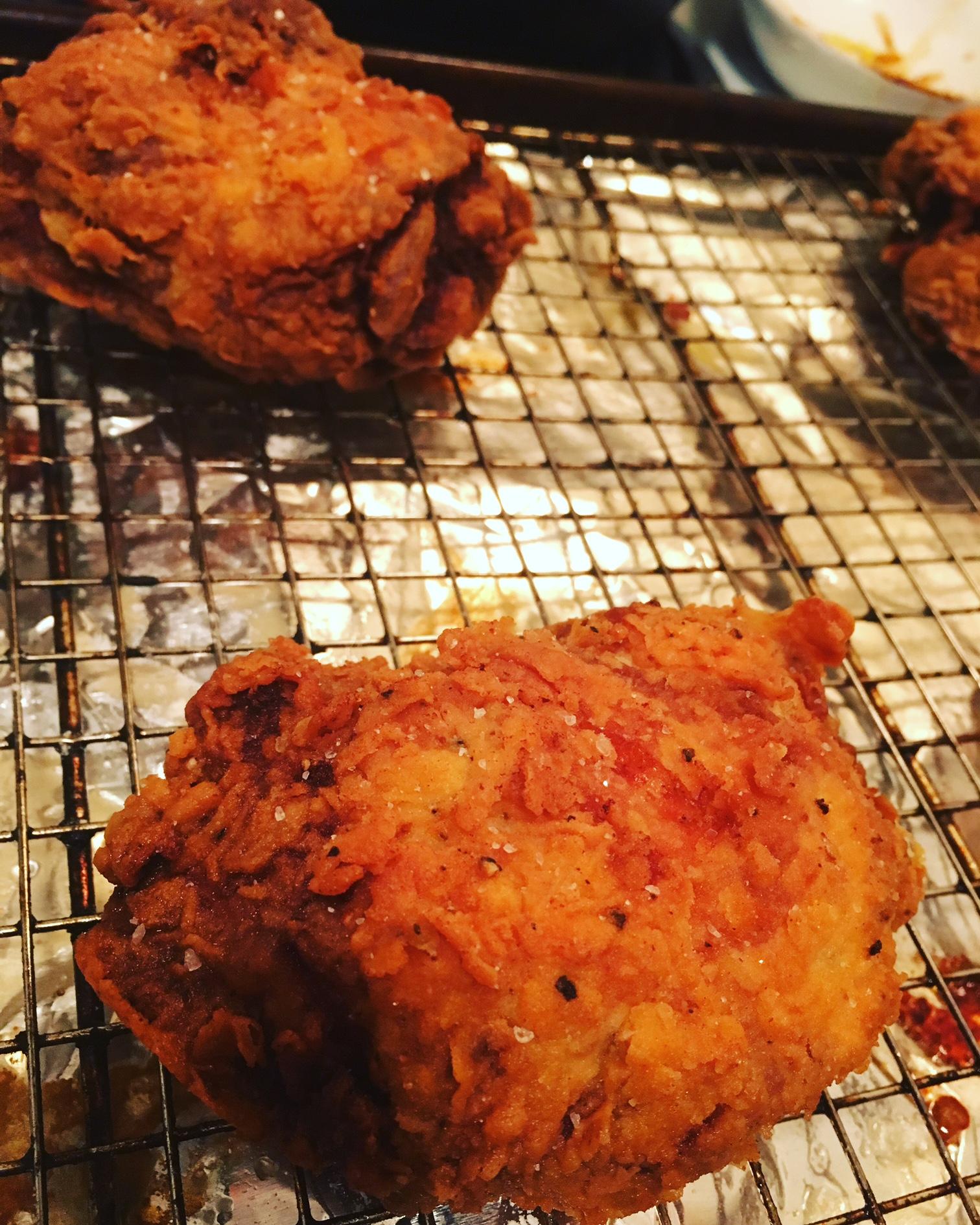 Pickle-Fried Chicken