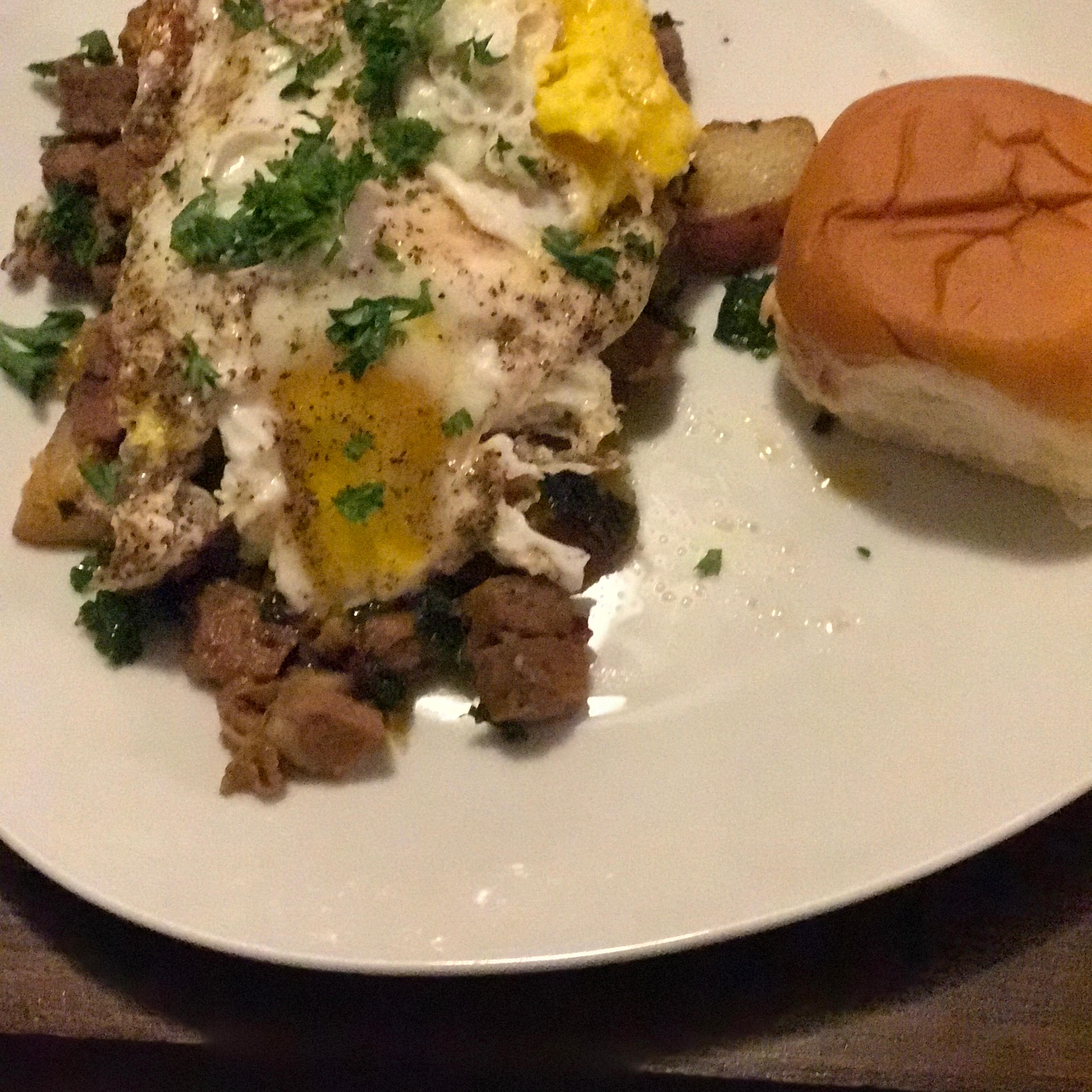 Chef John's Colcannon Hash