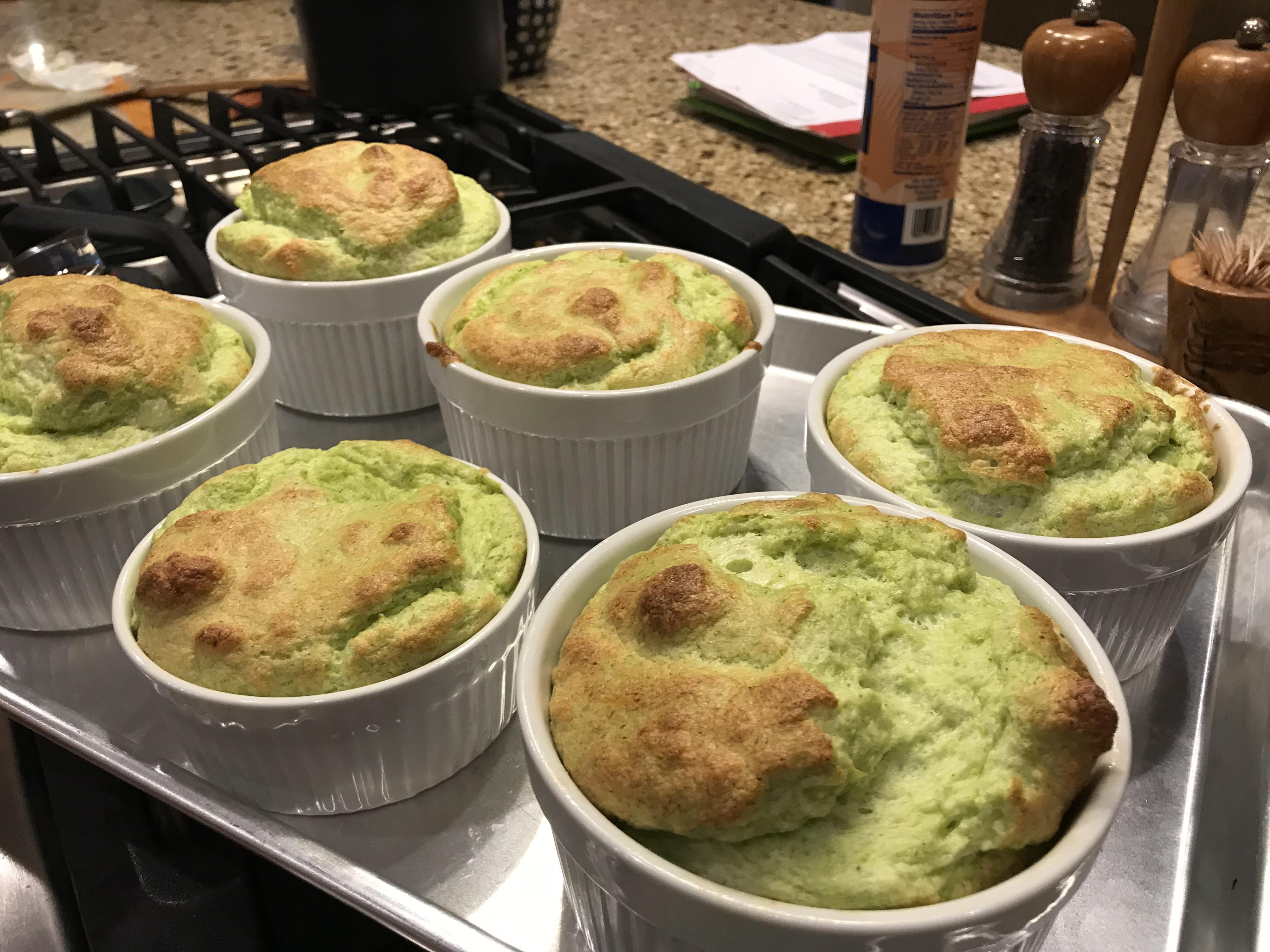 Chef John S Asparagus Souffle Allrecipes