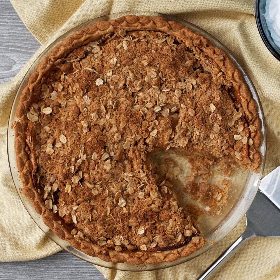 Vegan Pie Crust Devon O'Brien