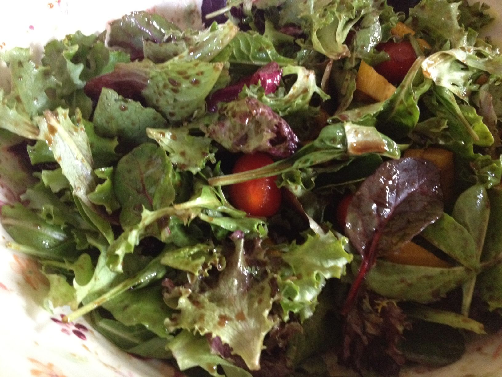 Quick and Easy Salad Dressing