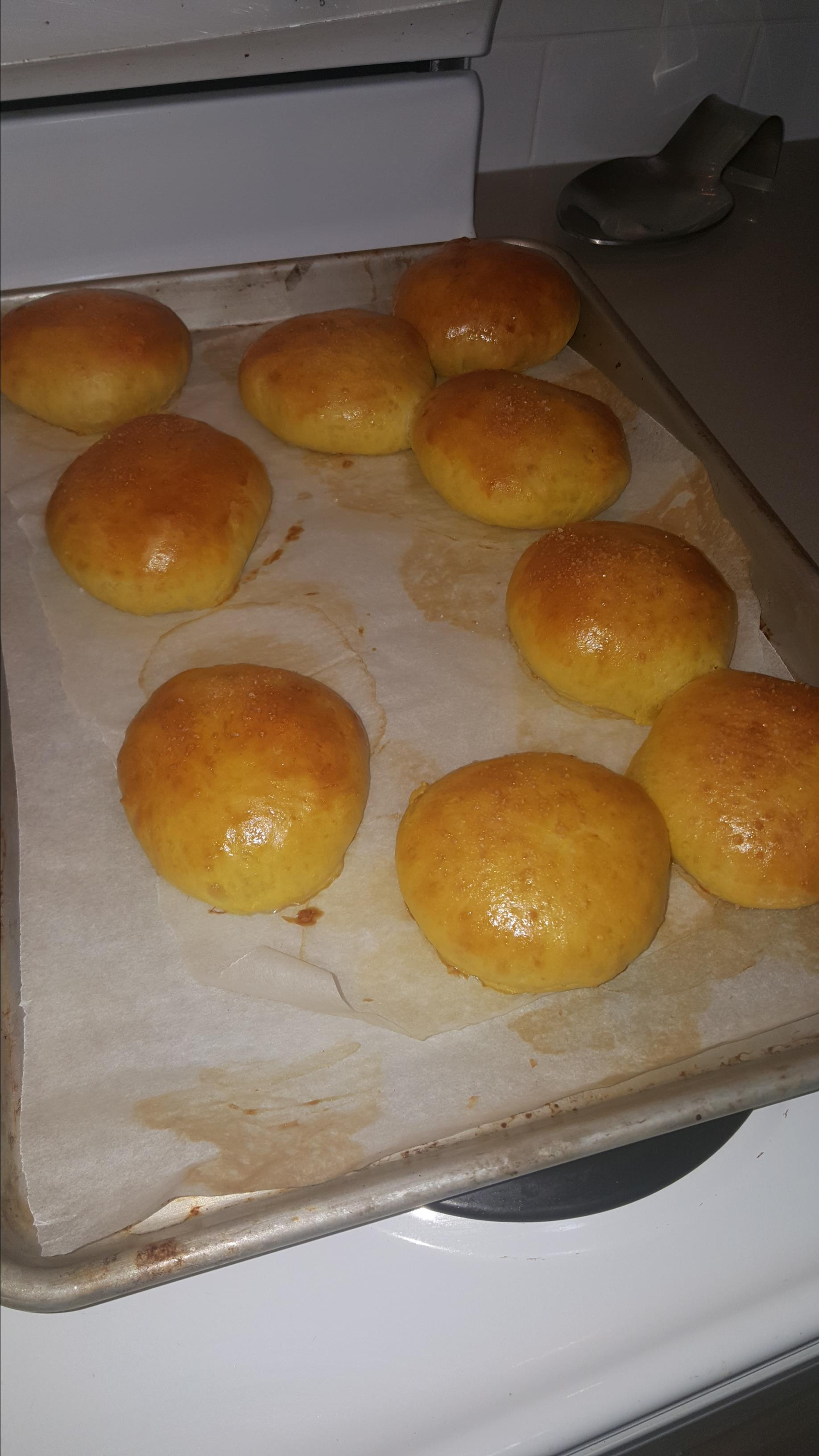 Sweet Potato Buns Mariam Leon