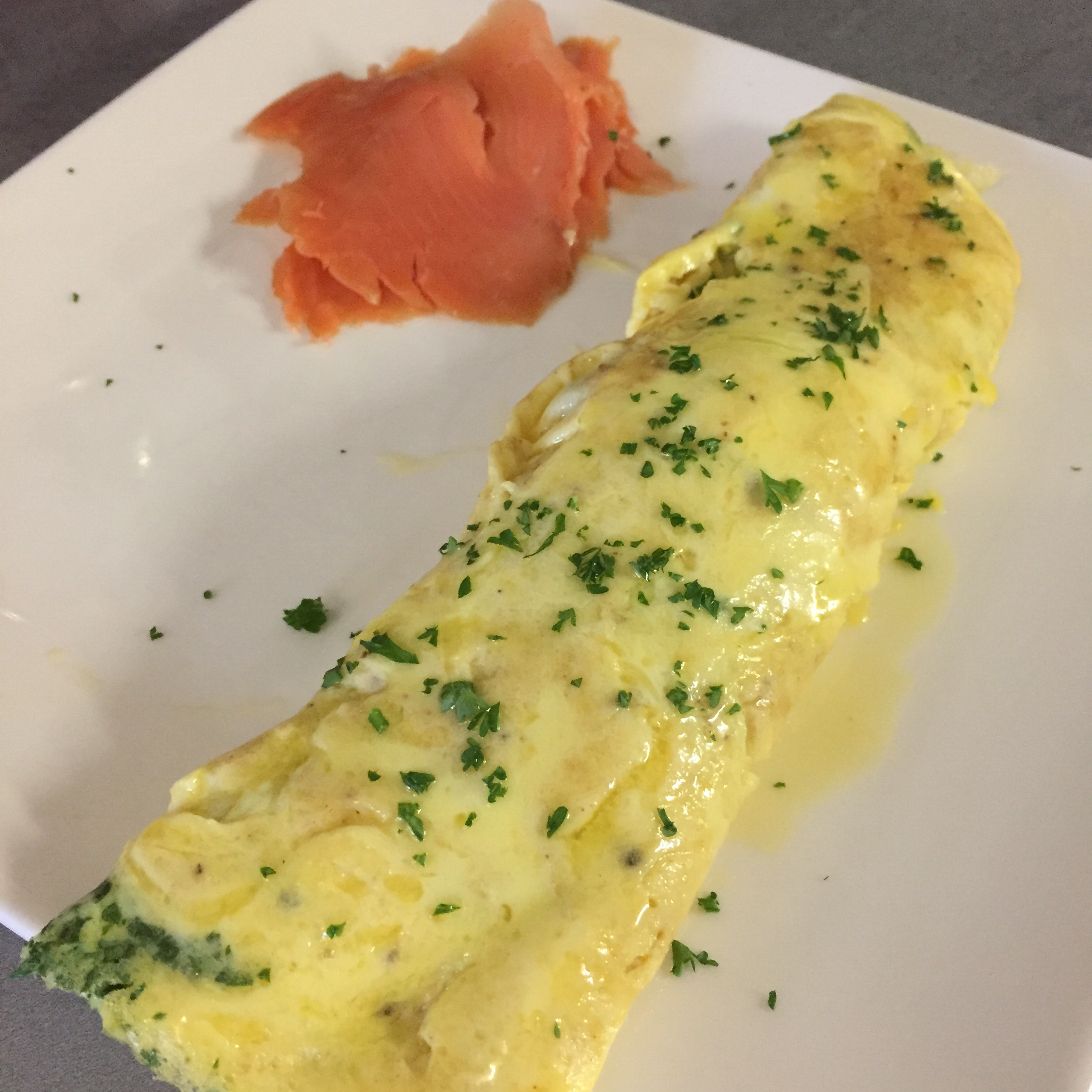 Chef John's French Omelette